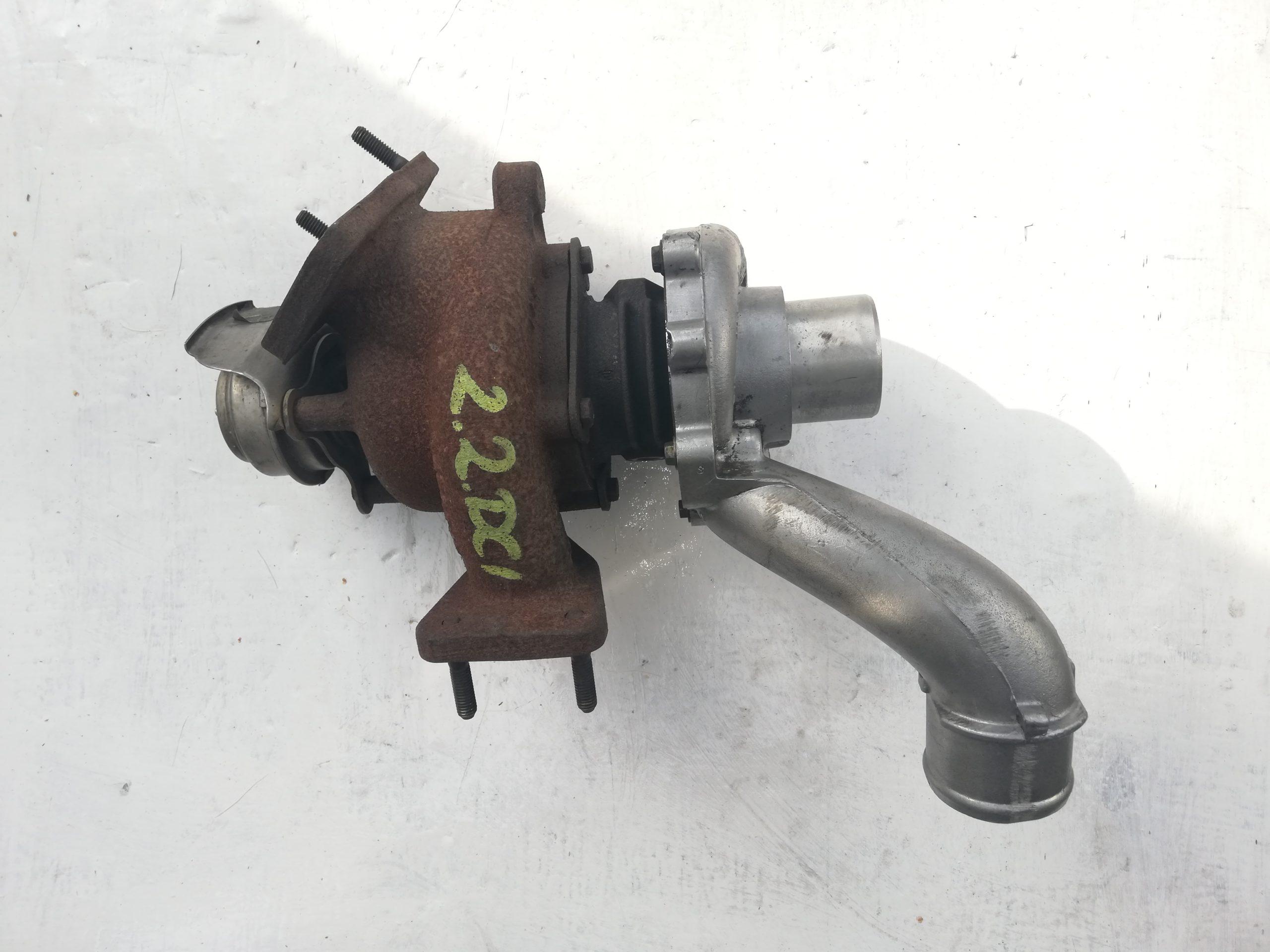 Turbosprężarka Renault 2.2 DCI 701164