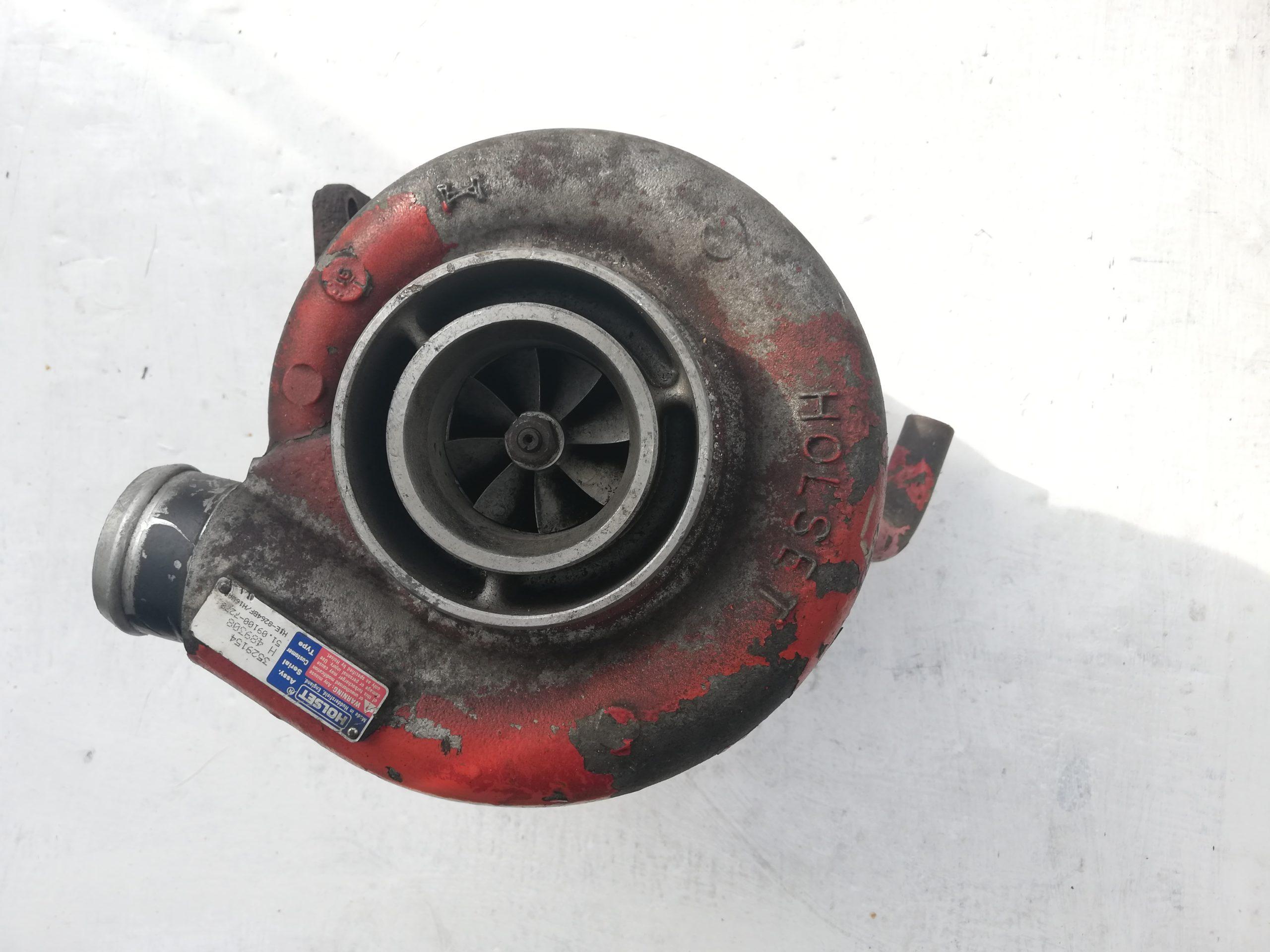 Turbosprężarka MAN 3529154