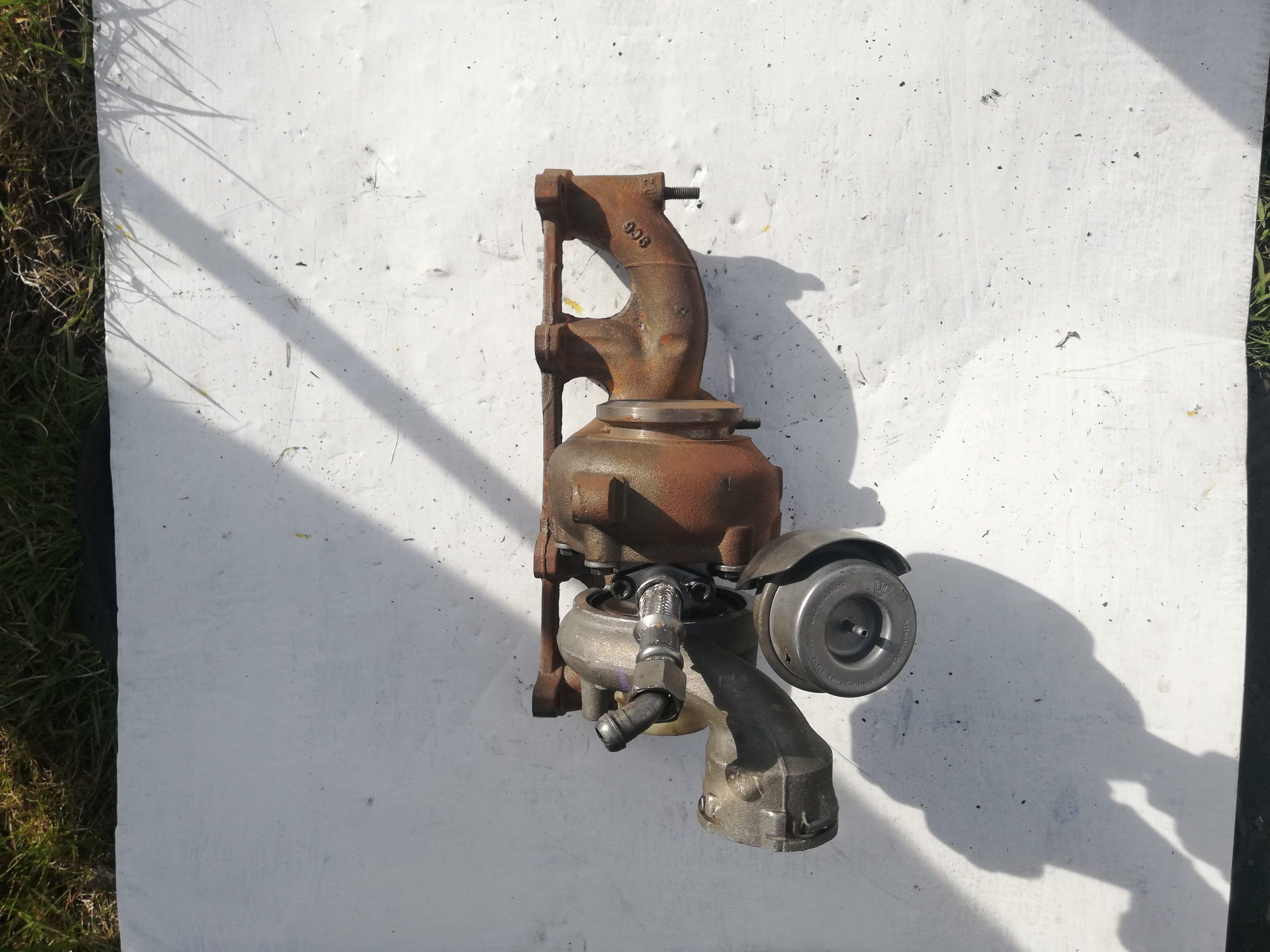 NOWA Turbosprężarka VW 1.9 TDI 105 KM 03G253010D