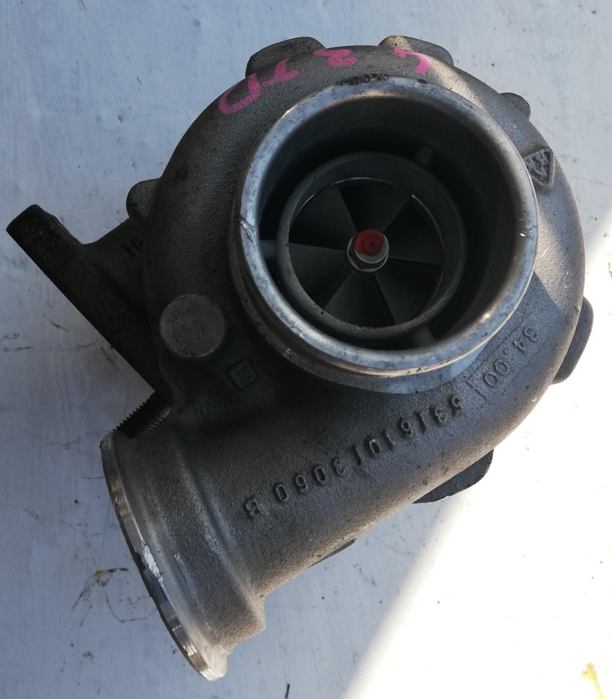 Turbosprężarka Mercedes 4.2 53169707104
