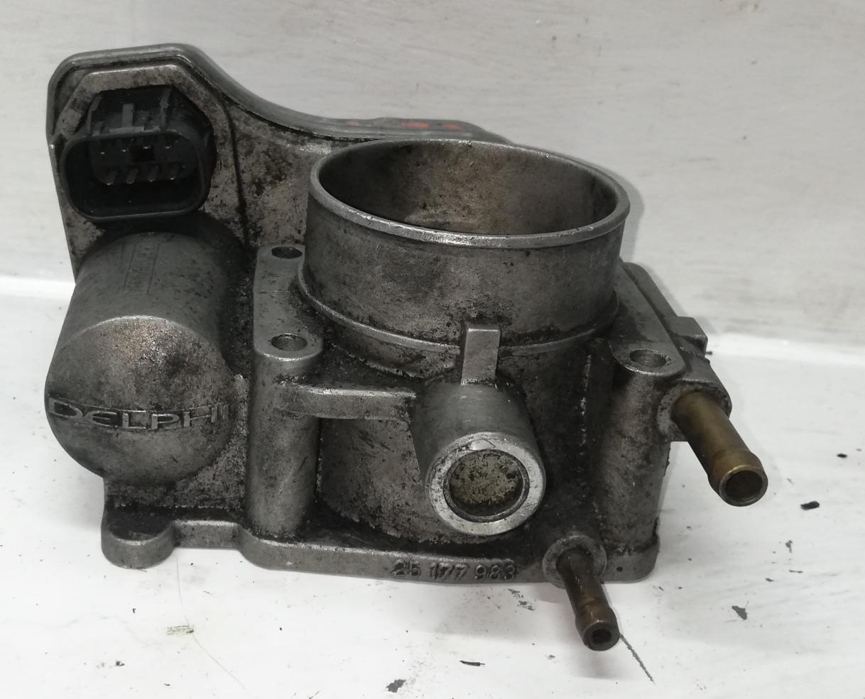 Przepustnica Opel 1.4 1.6 B 25177983