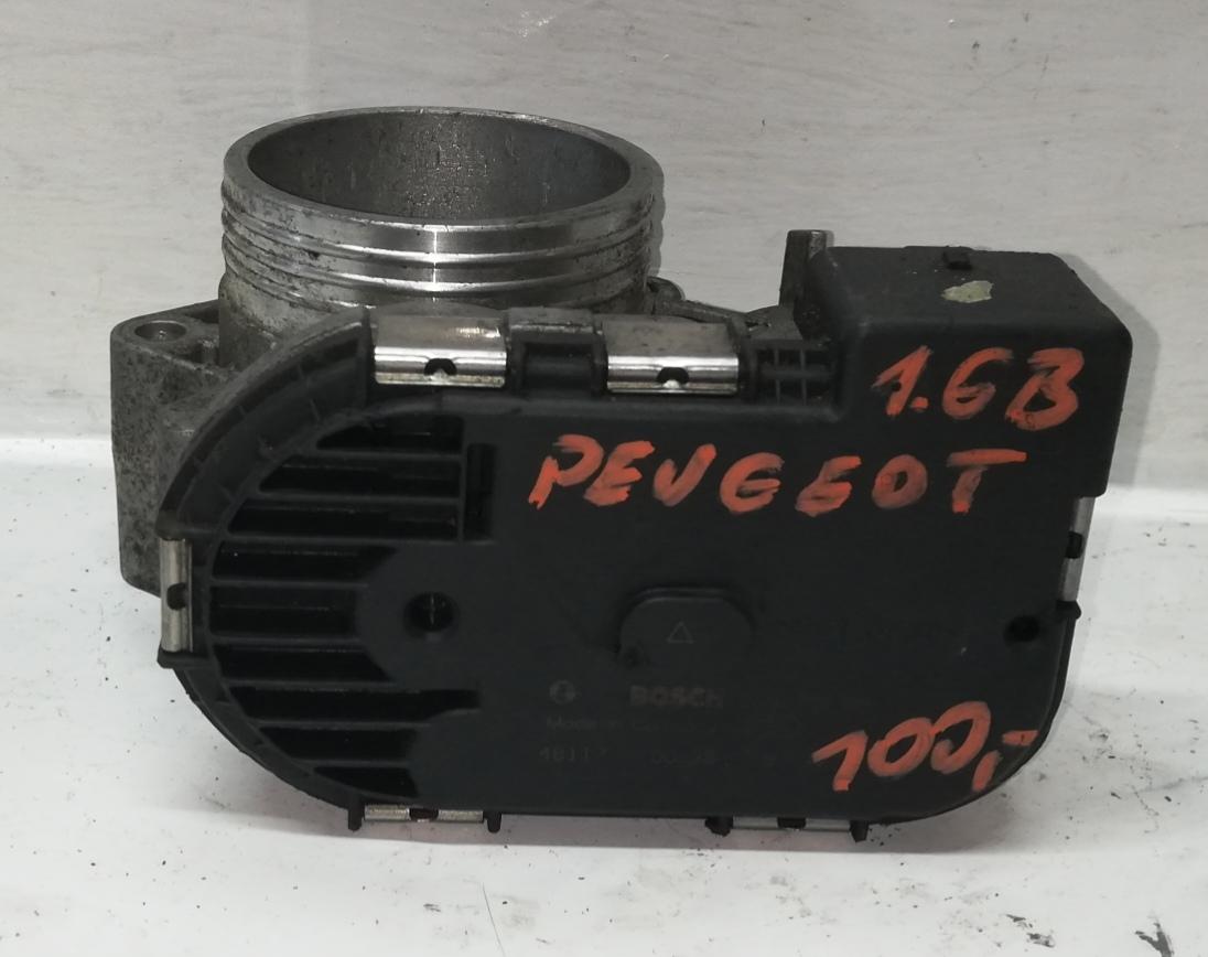 Przepustnica Peugeot Citroen 1.6 B 0280750085