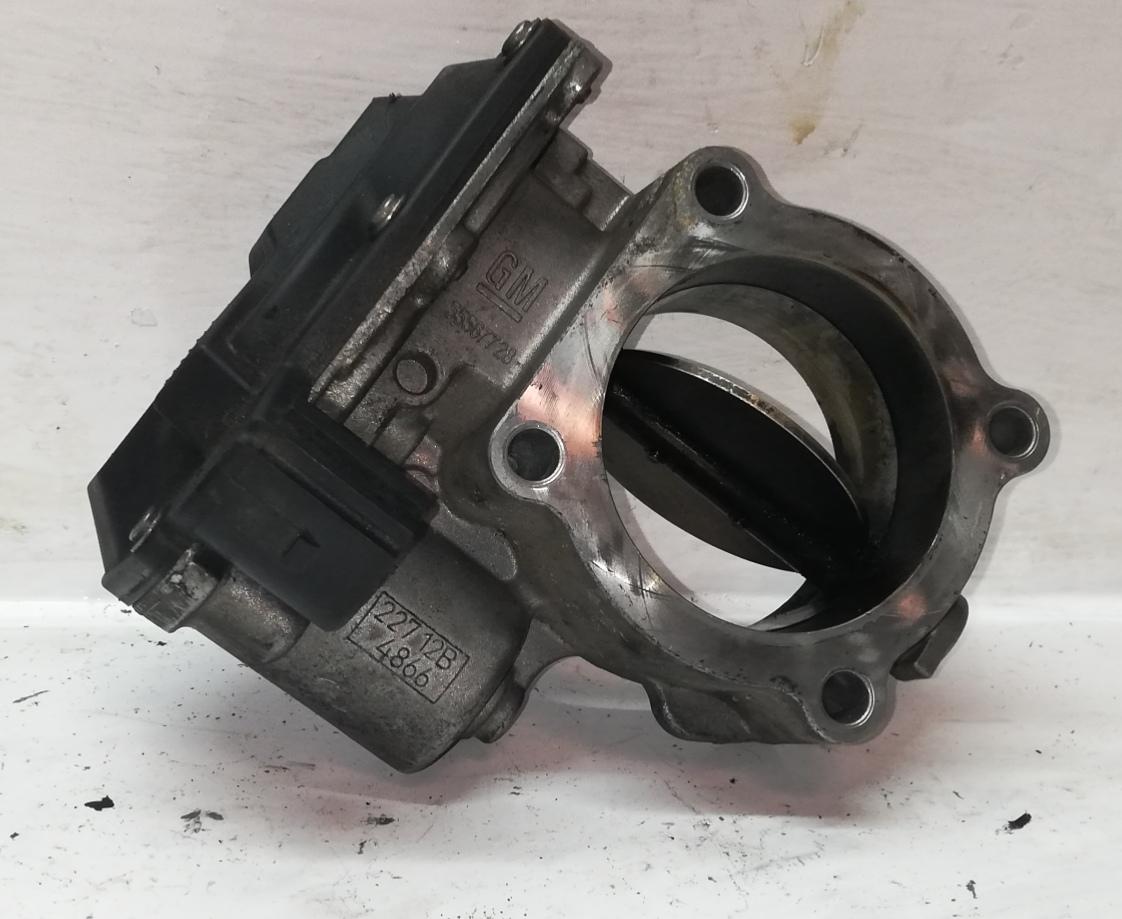 Przepustnica Opel 1.7 CDTI 55567728