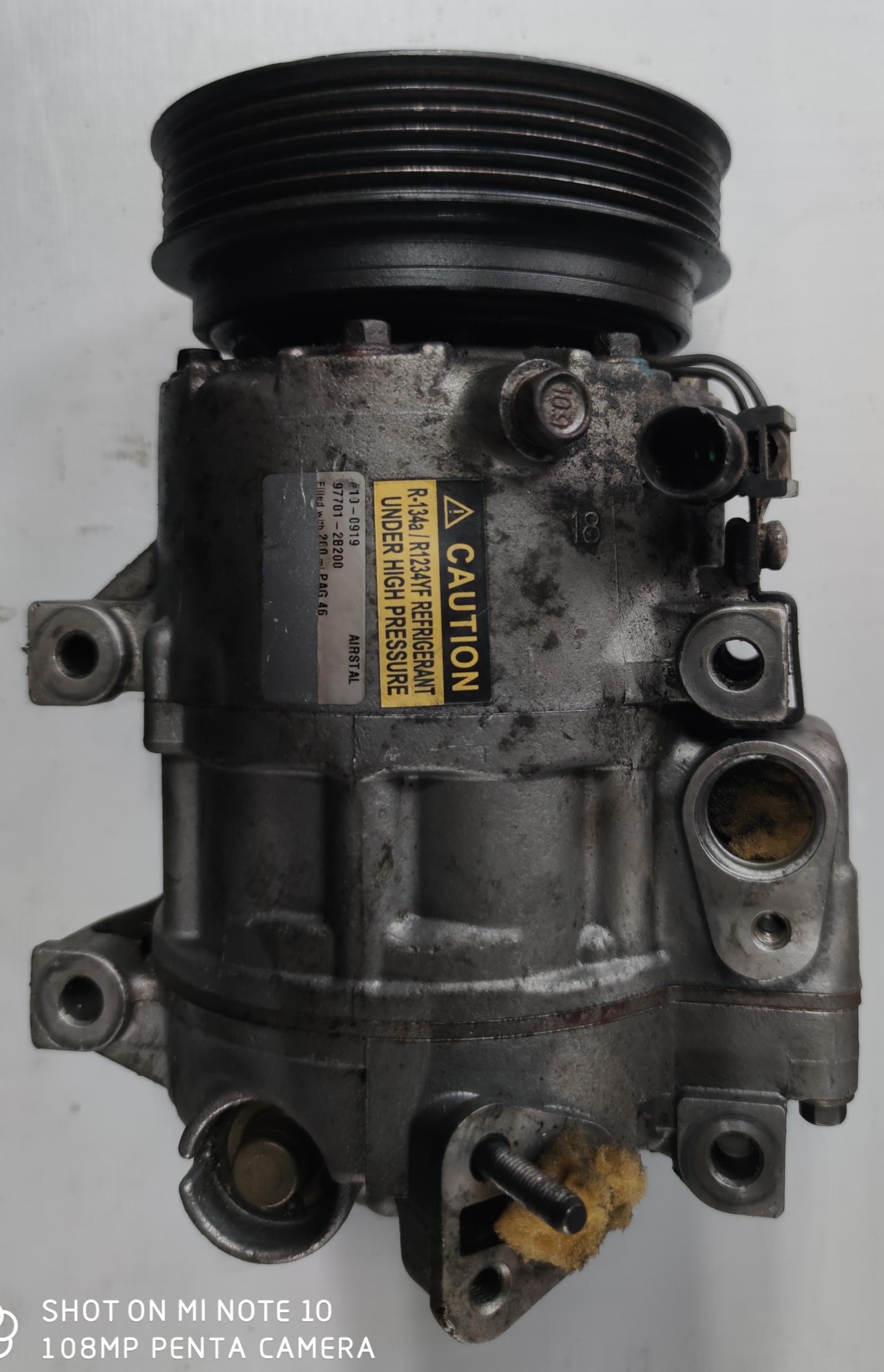 Sprężarka Kilmatyzacji Hyundai Kia 97701-2B200
