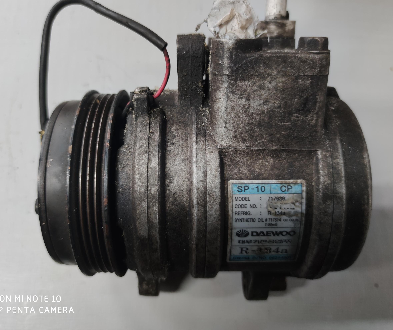 Sprężarka Klimatyzacji MATIZ 0.9 717639R 134A