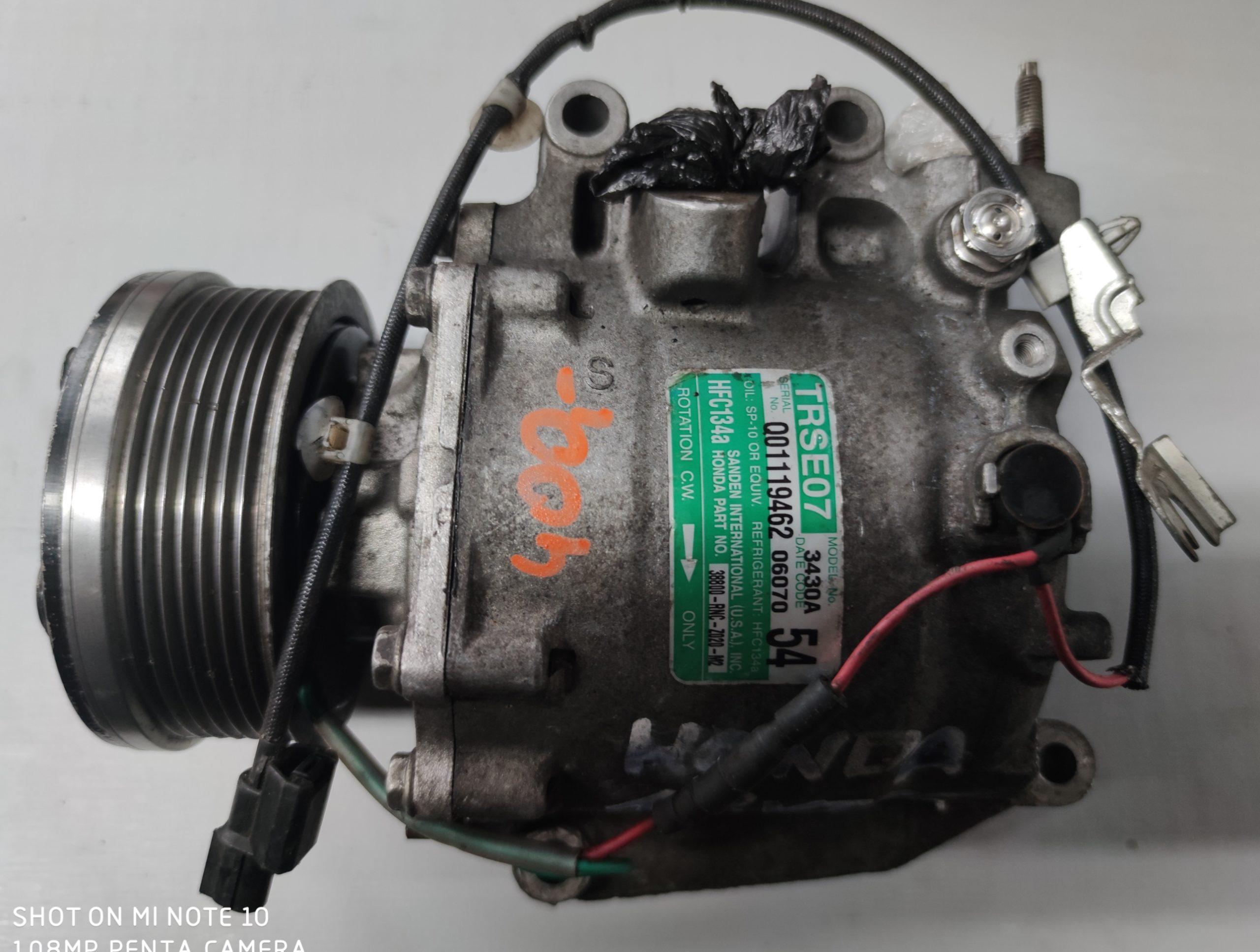 Sprężarka Klimatyzacji HONDA TRSE07 3430A54