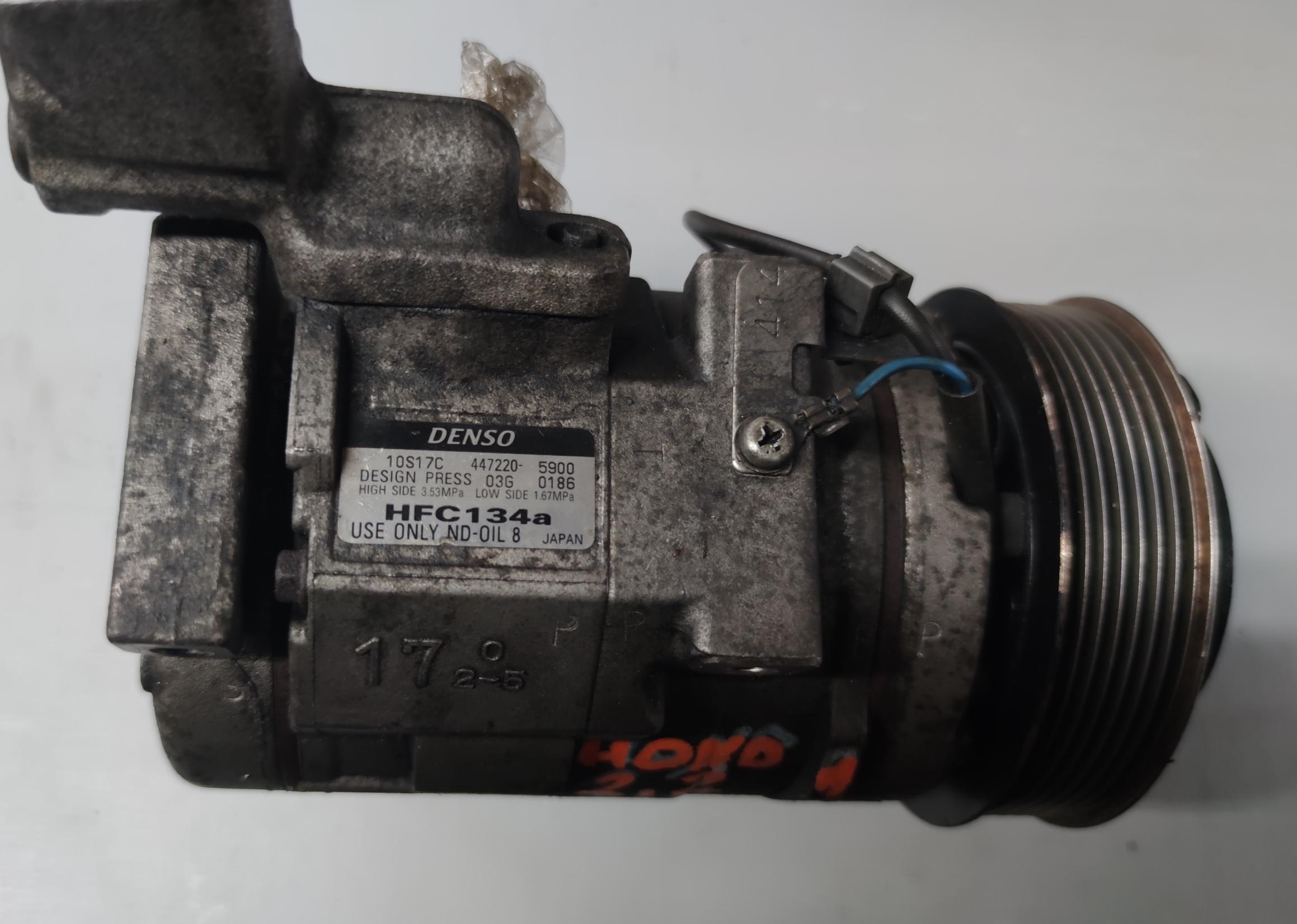 Sprężarka Klimatyzacji Honda 447220-5900