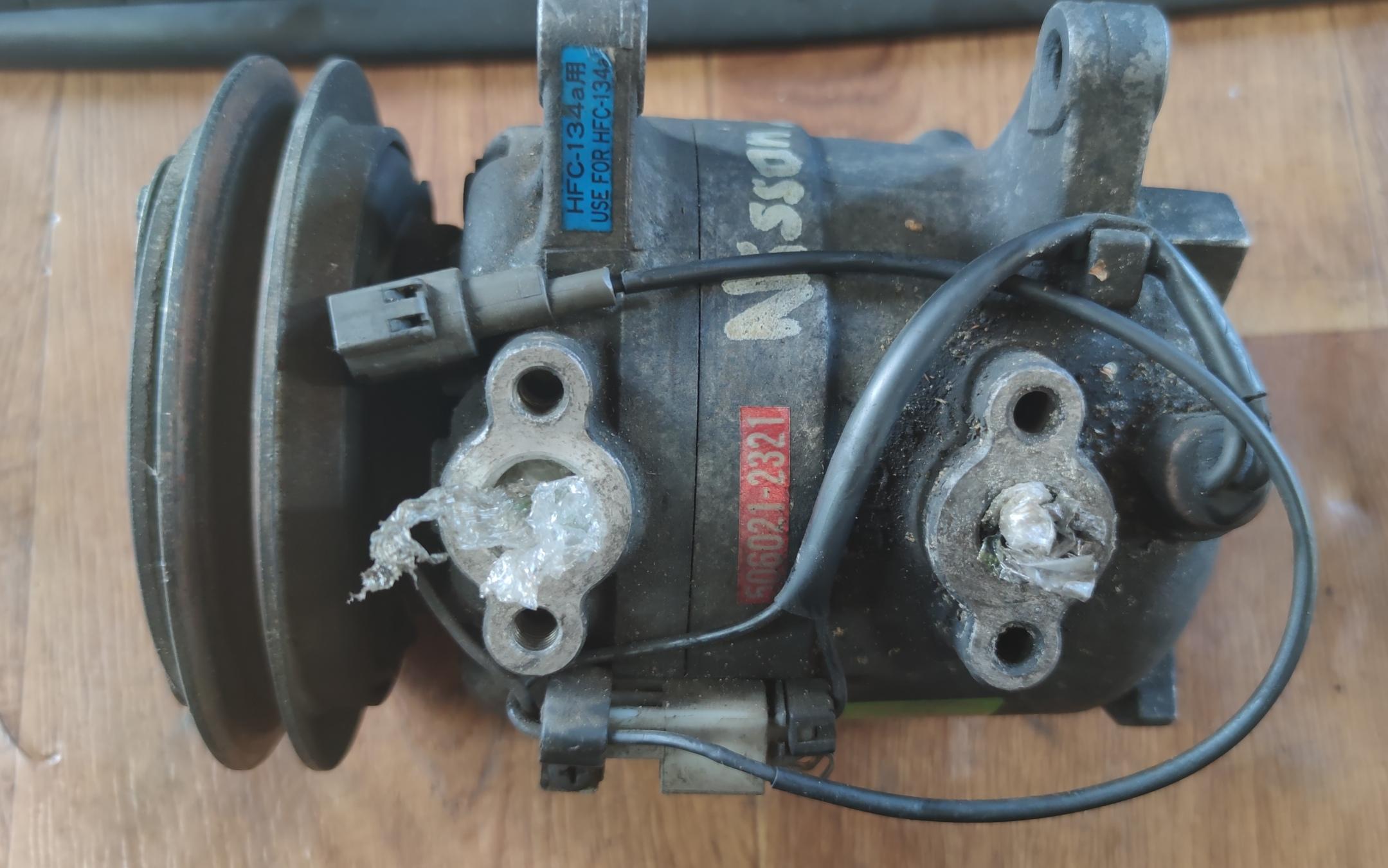 Sprężarka Klimatyzacji Nissan 92600-0F00