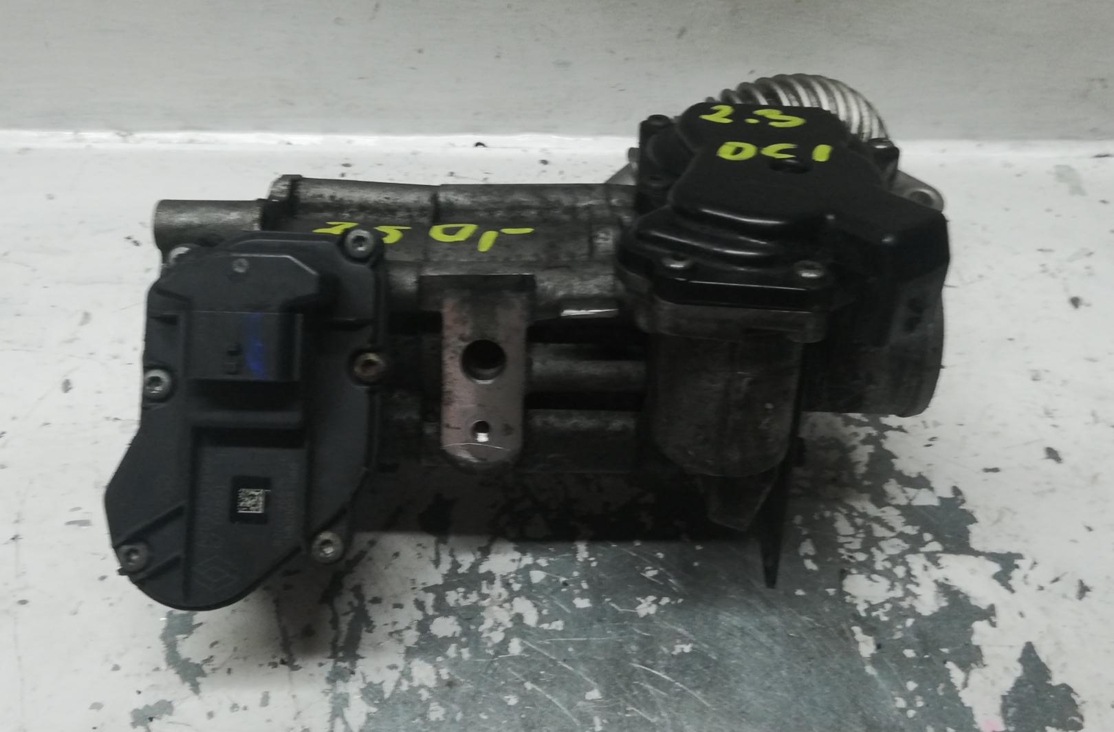 Zawór Egr Renault 2.3 DCI H8200987080