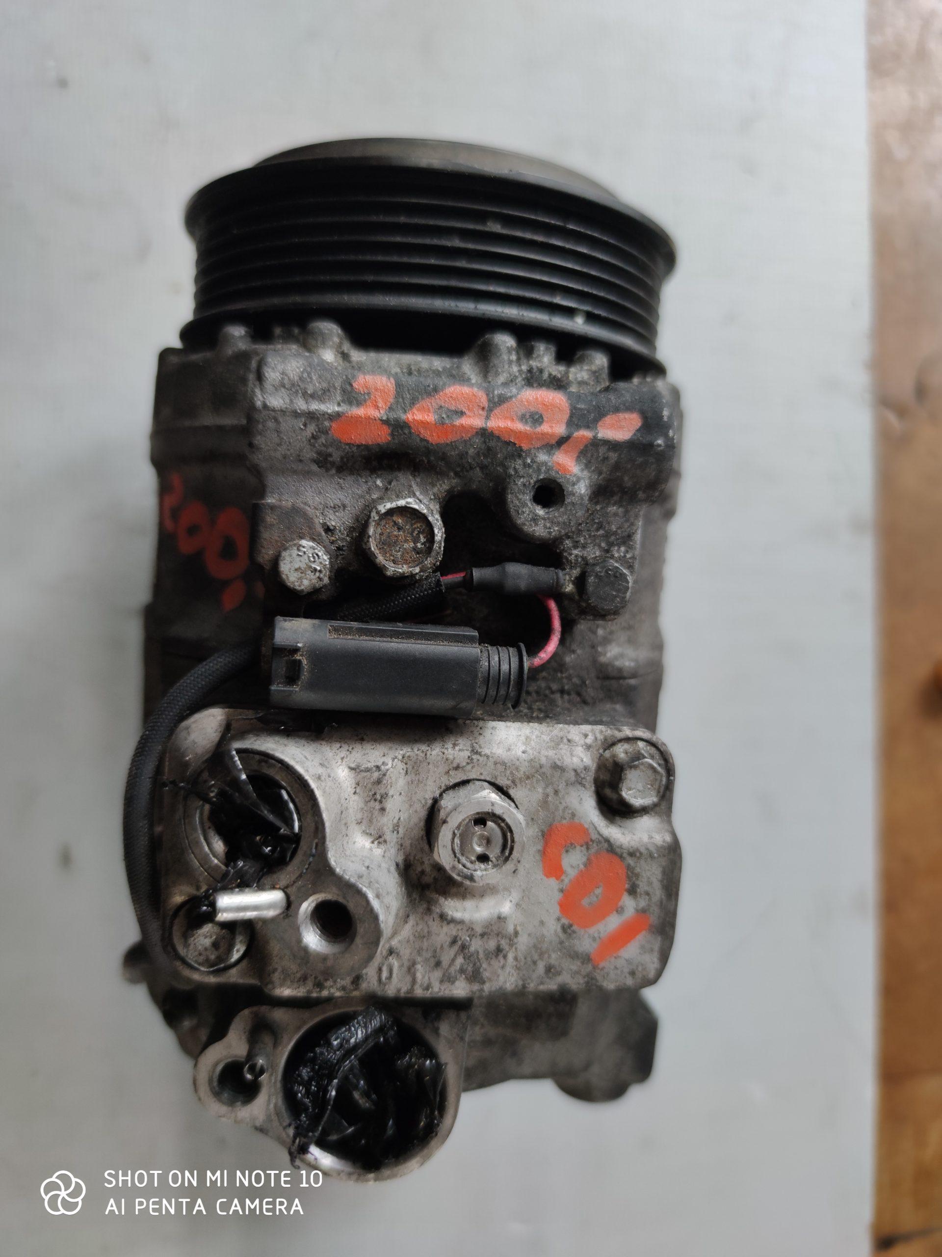 Sprężarka Klimatyzacji Mercedes 447220-9152