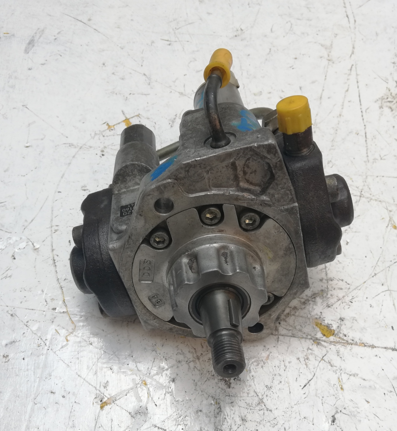 Sprawdzona Pompa Wtryskowa Nissan 2.2DCI 16700 AW420