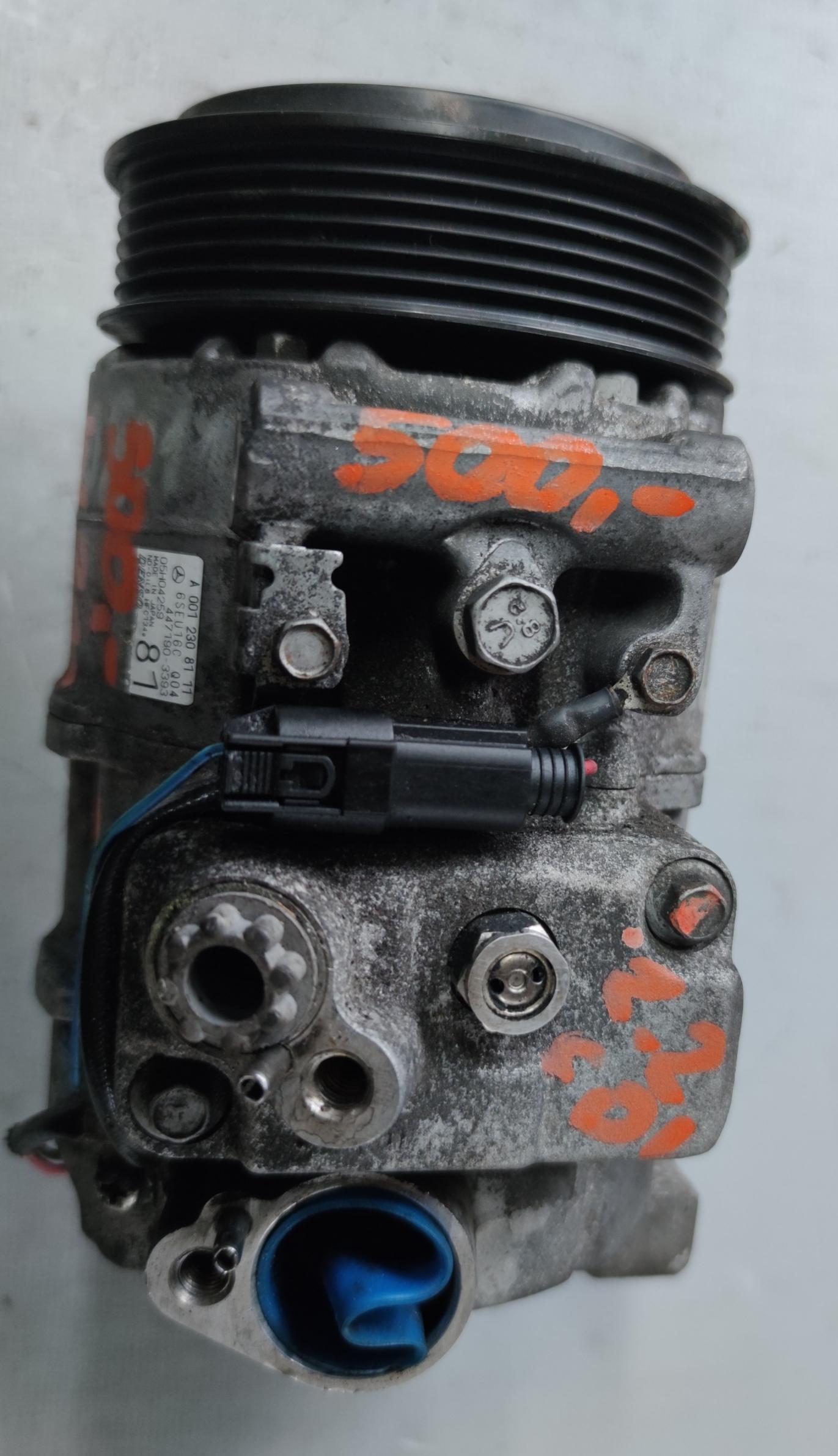 Sprężarka Klimatyzacji Mercedes 2.2 CDI A0012308111