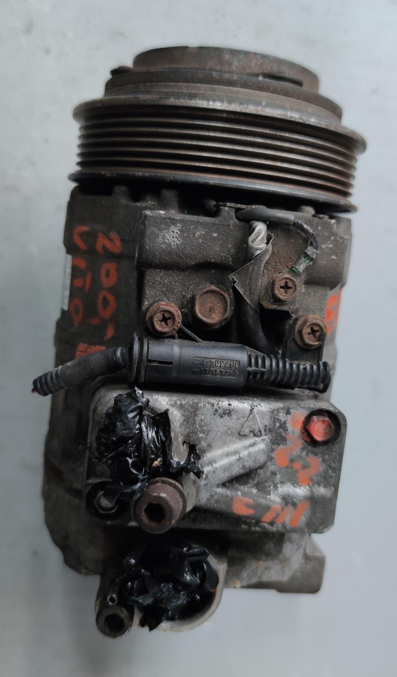 Sprężarka Klimatyzacji Mercedes 2.2 CDI 447220-8094
