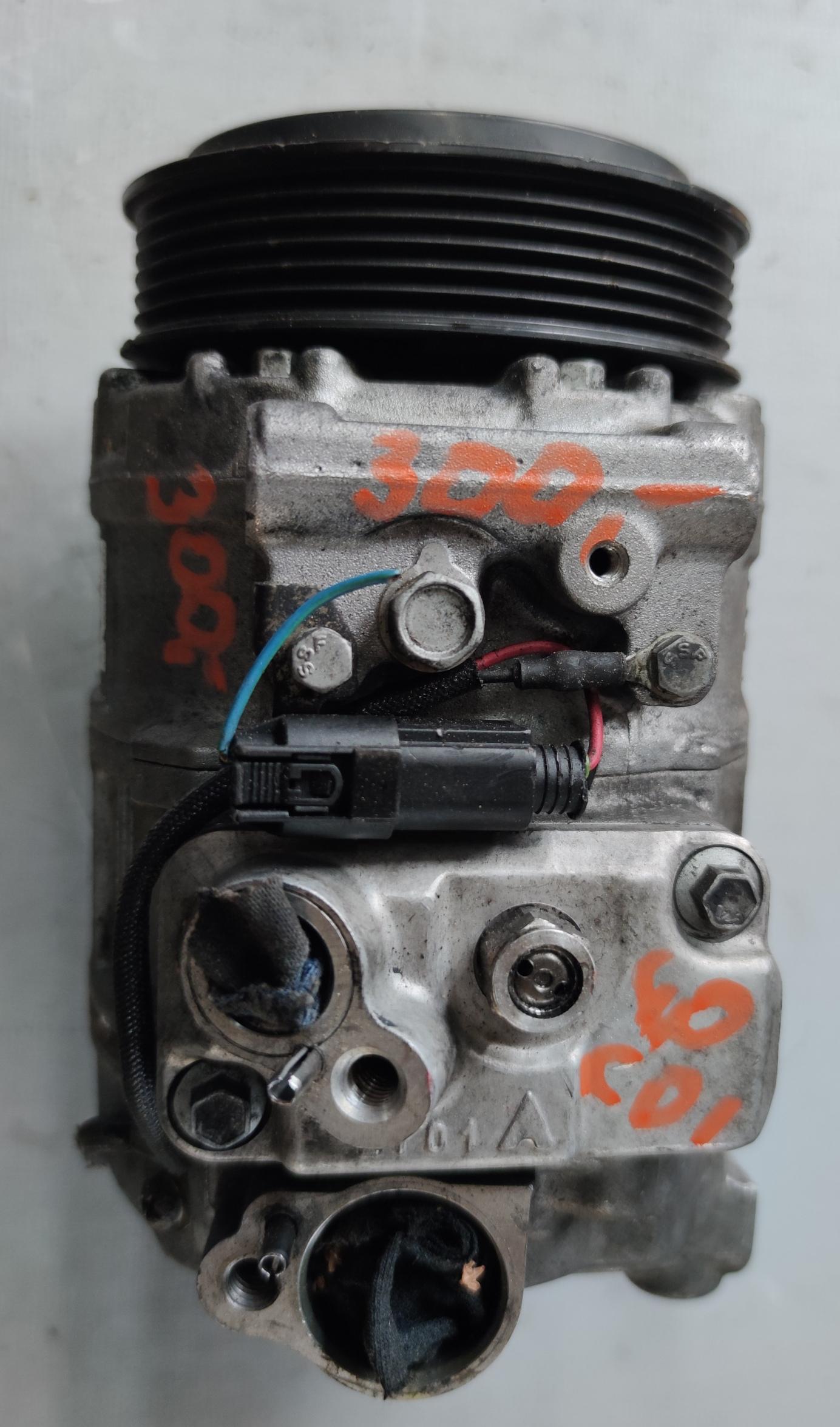 Sprężarka Klimatyzacji Mercedes 4.0 CDI 447220-9222