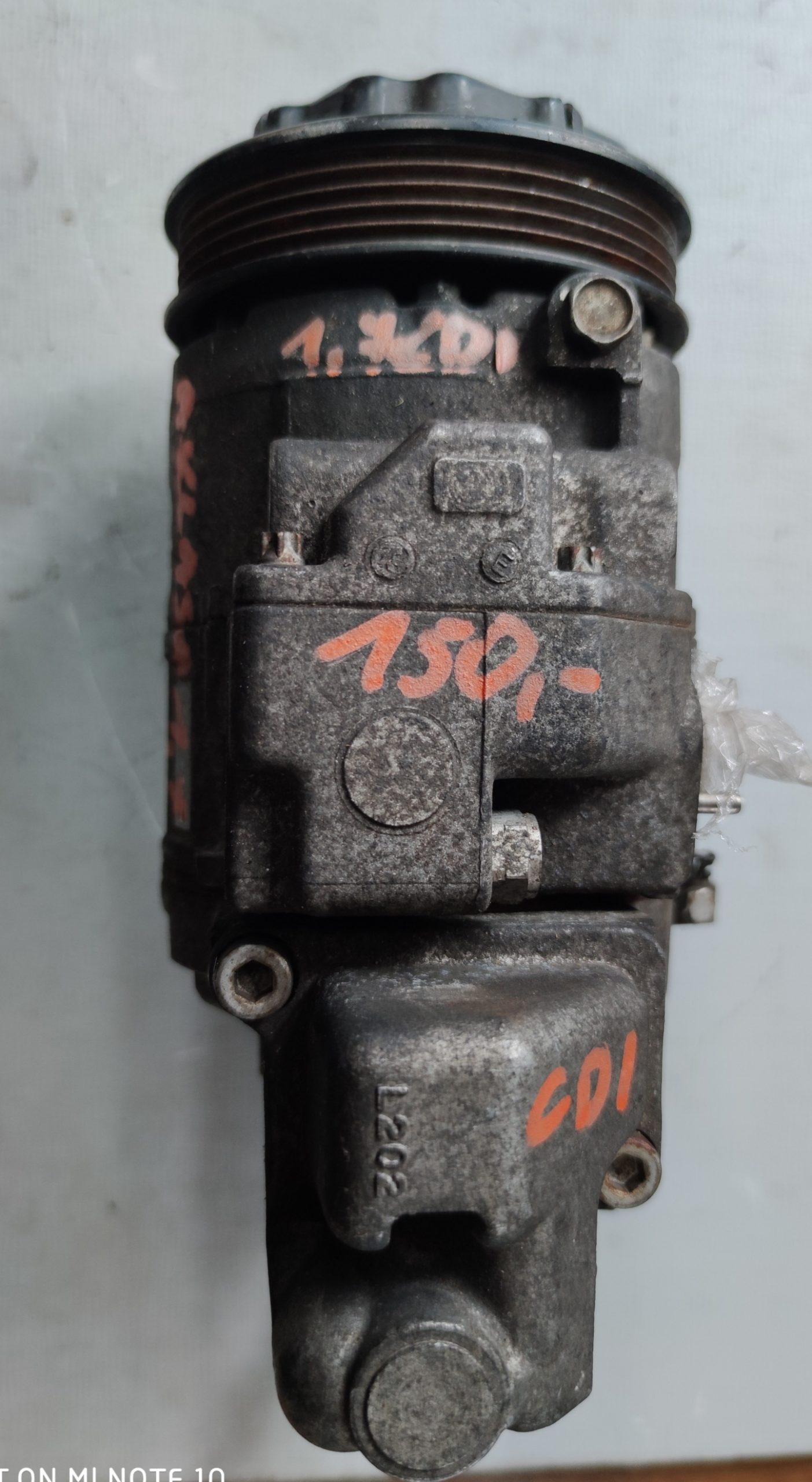 Sprężarka Klimatyzacji Mercedes 1.7 CDI 447220-8362