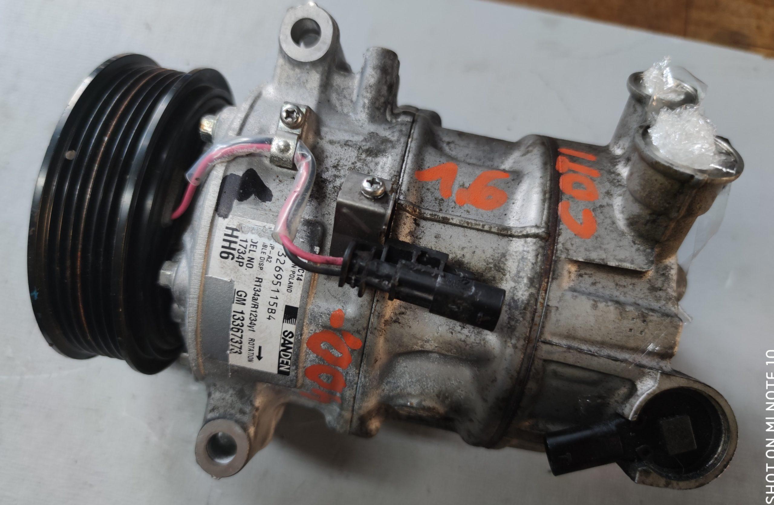 Sprężarka Klimatyzacji Opel 1.6 CDTI 13367373
