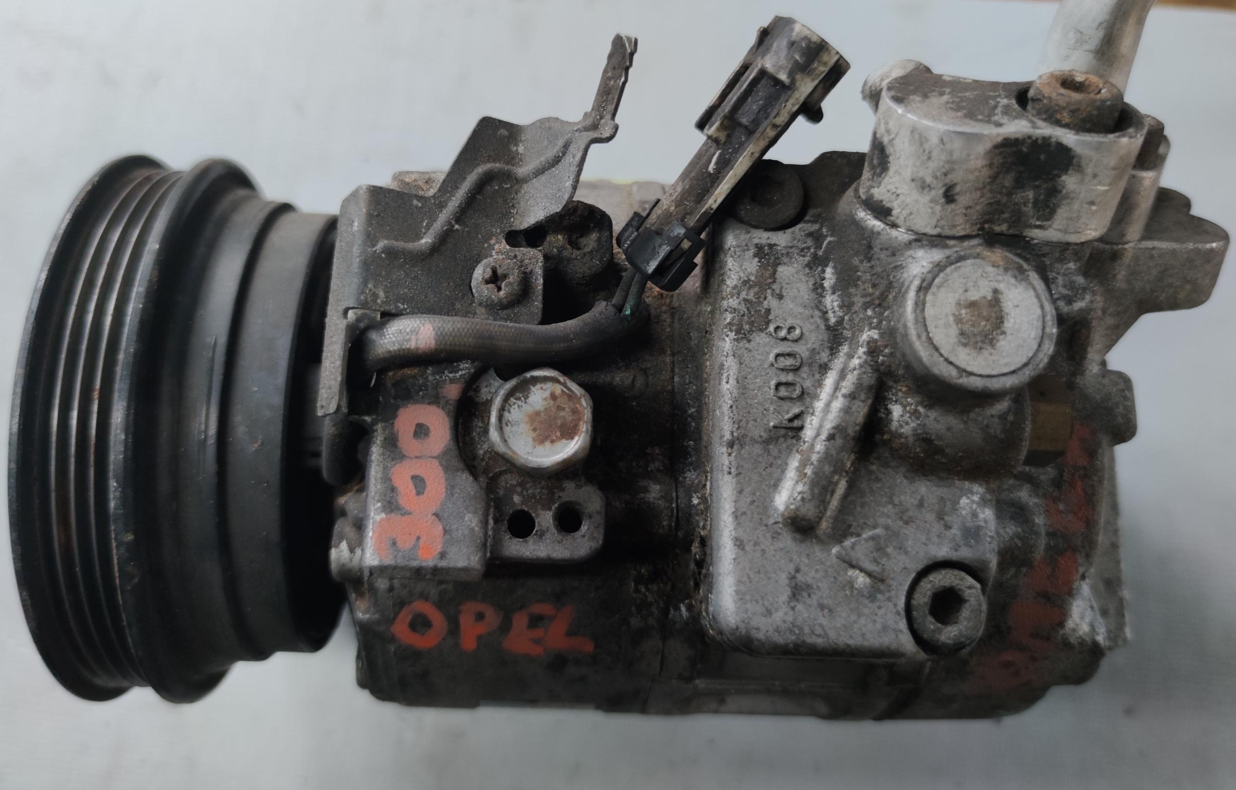 Sprężarka Klimatyzacji Opel 447200-9704