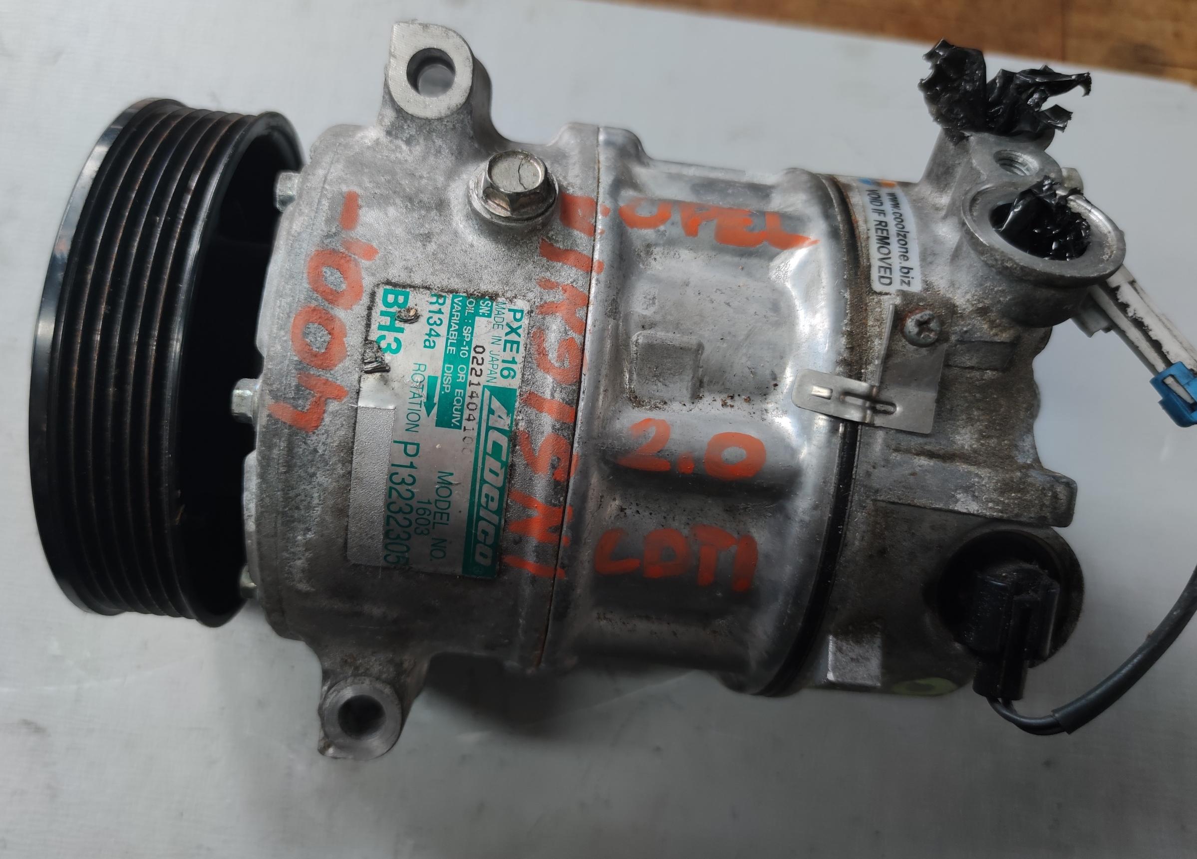 Sprężarka klimatyzacji Opel 2.0 CDTI P13232305
