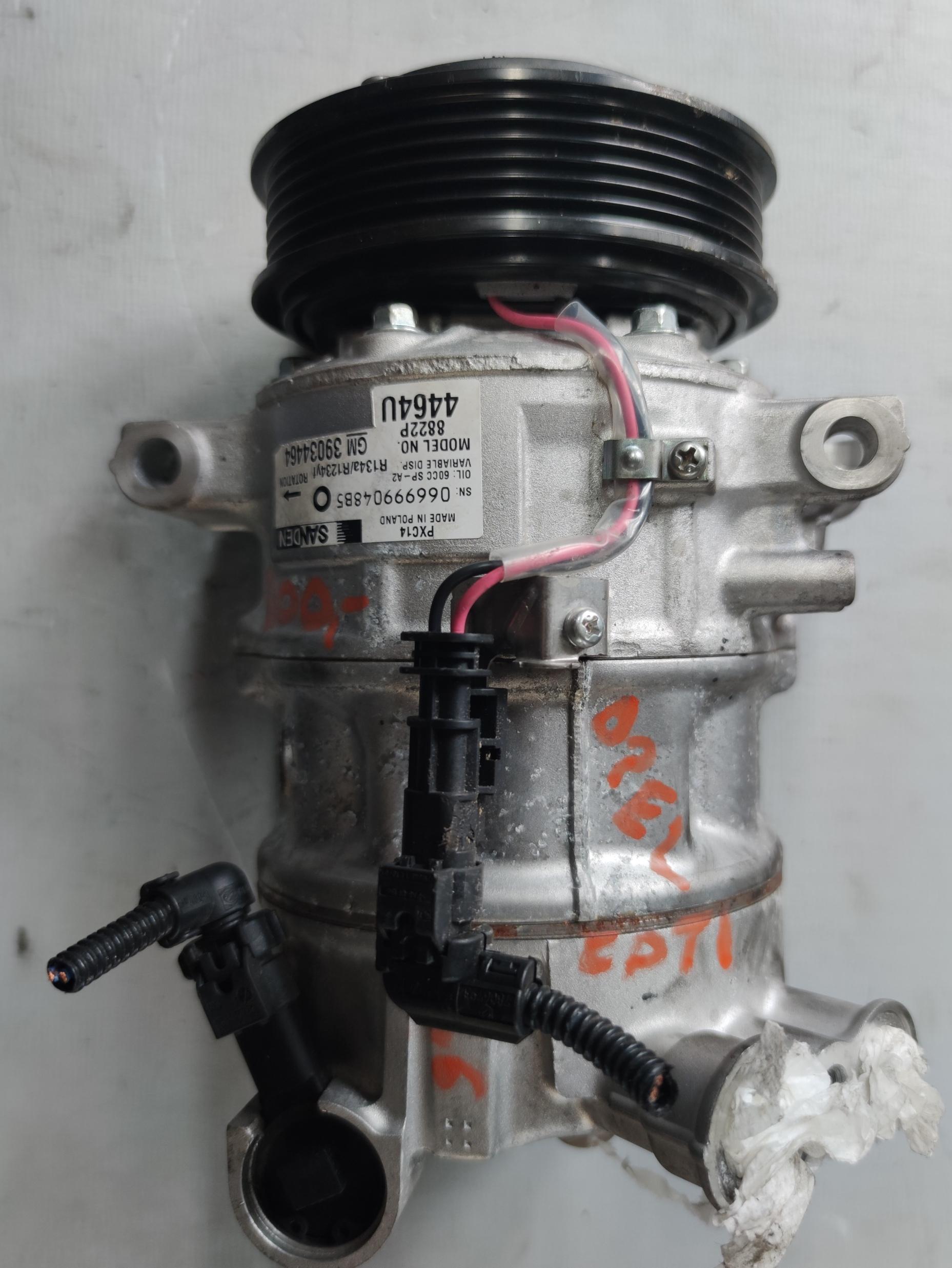 Sprężarka Klimatyzacji Opel 390034464