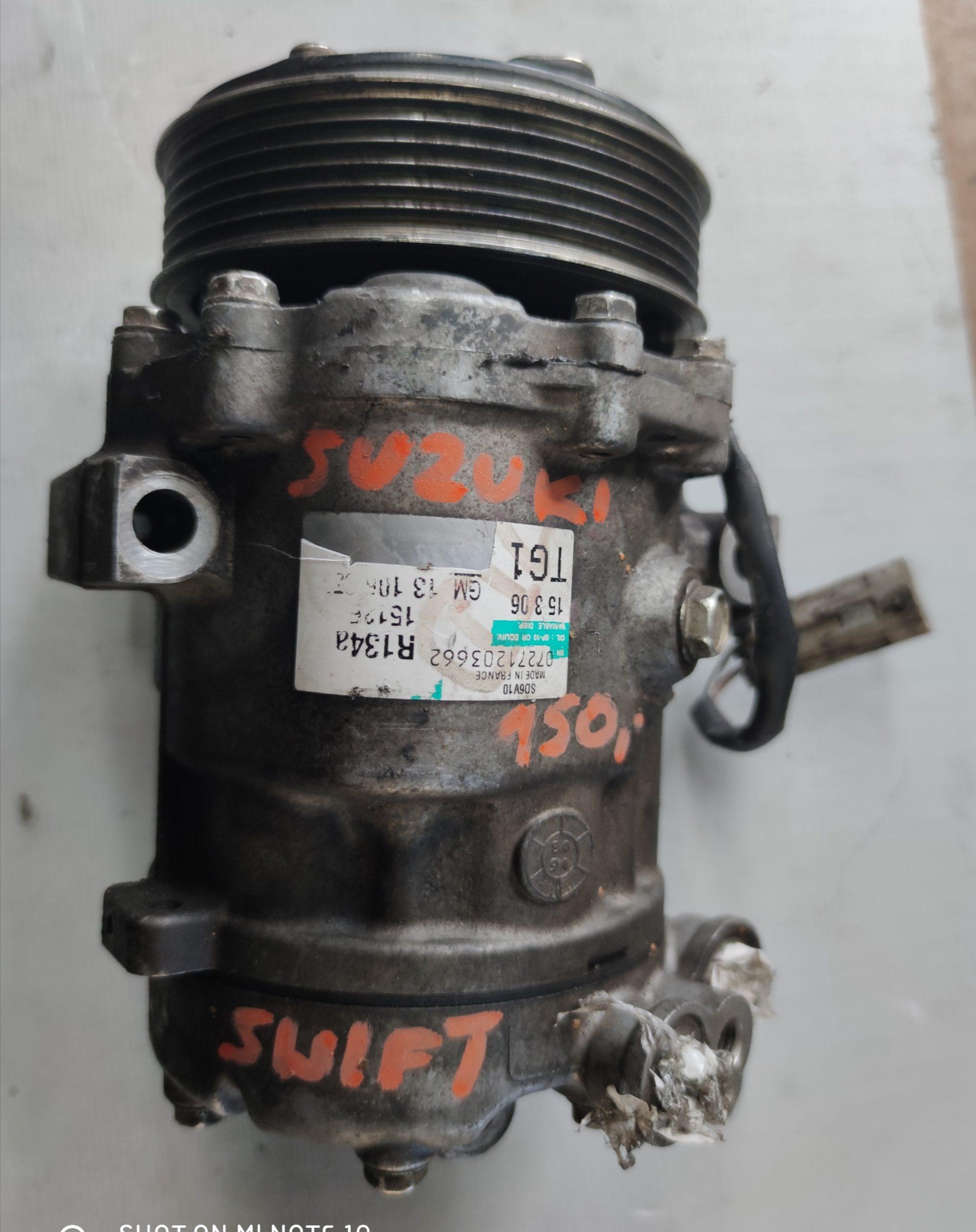 Sprężarka Klimatyzacji Suzuki Swift GM13106850