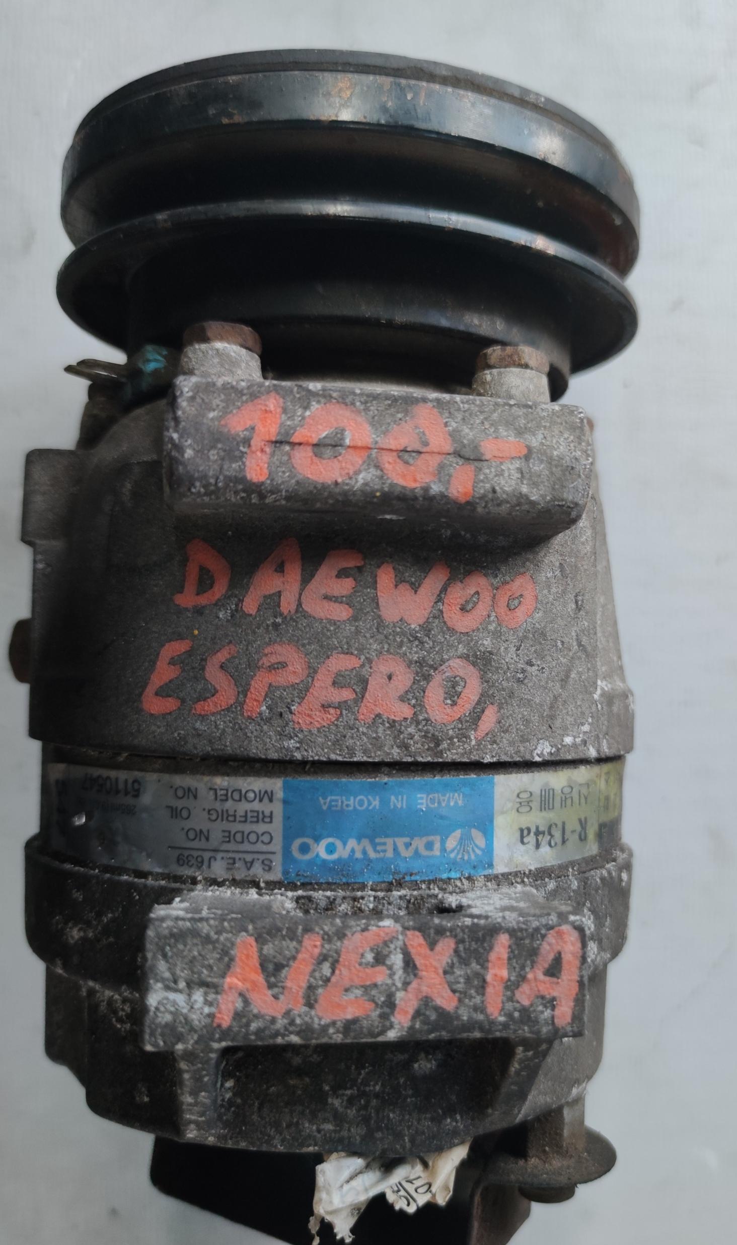 Sprężarka Klimatyzacji Daewoo 511547