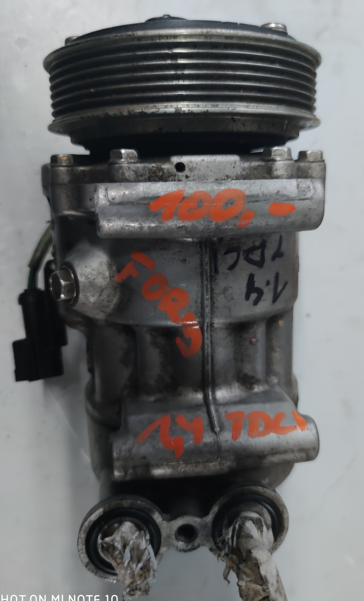 Sprężarka Klimatyzacji Ford 1.4 TDCI 2S61-19D629-af