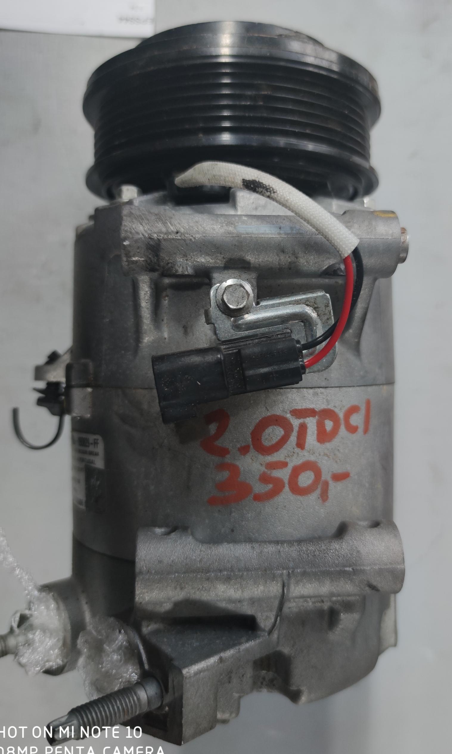 Sprężarka Klimatyzacji Ford 2.0 TDCI DG9H-19D629-FF