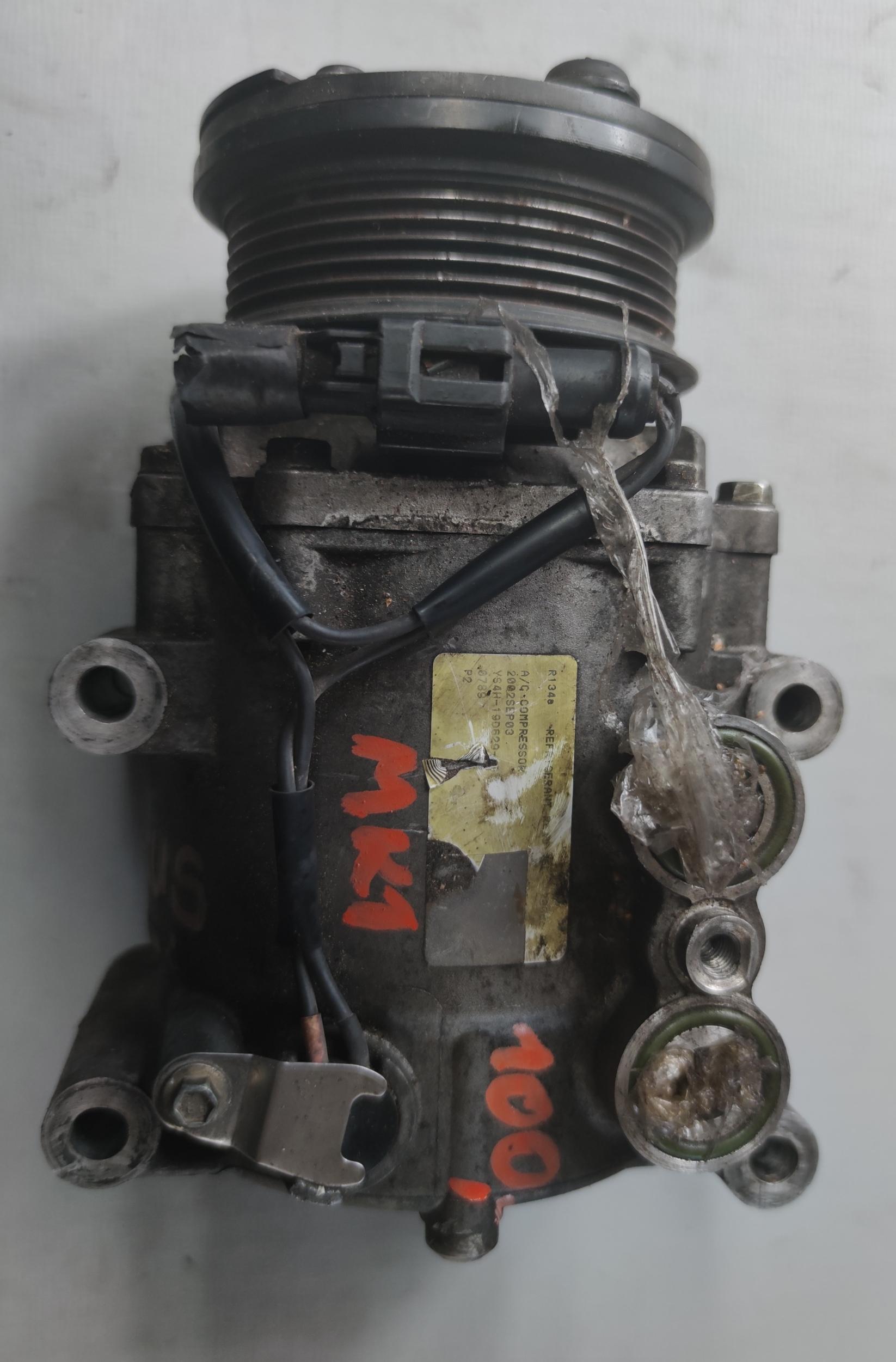 Sprężarka Kilmatyzacji Ford Focus ys4h-19d629-ab