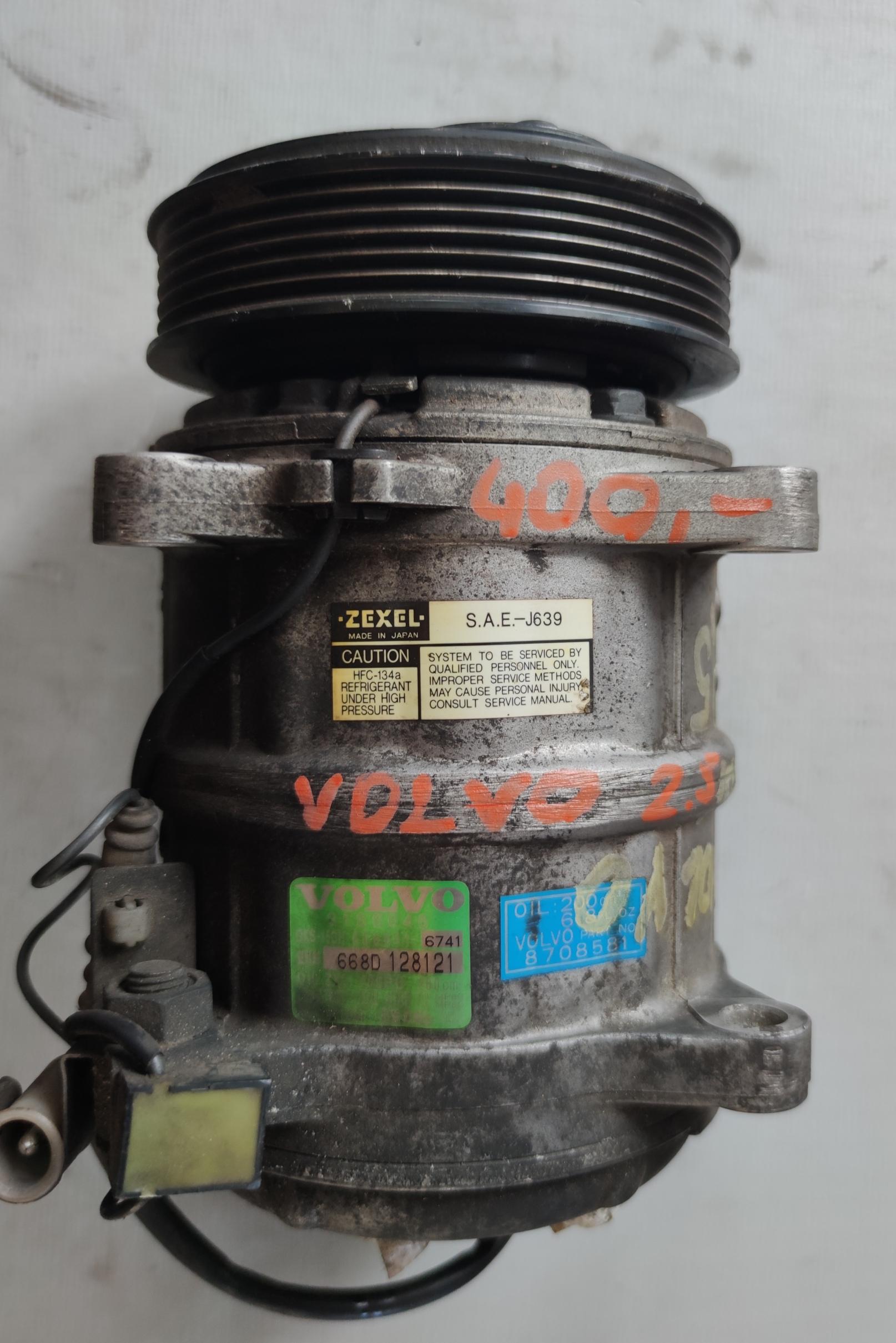 Sprężarka Klimatyzacji Volvo 9166045