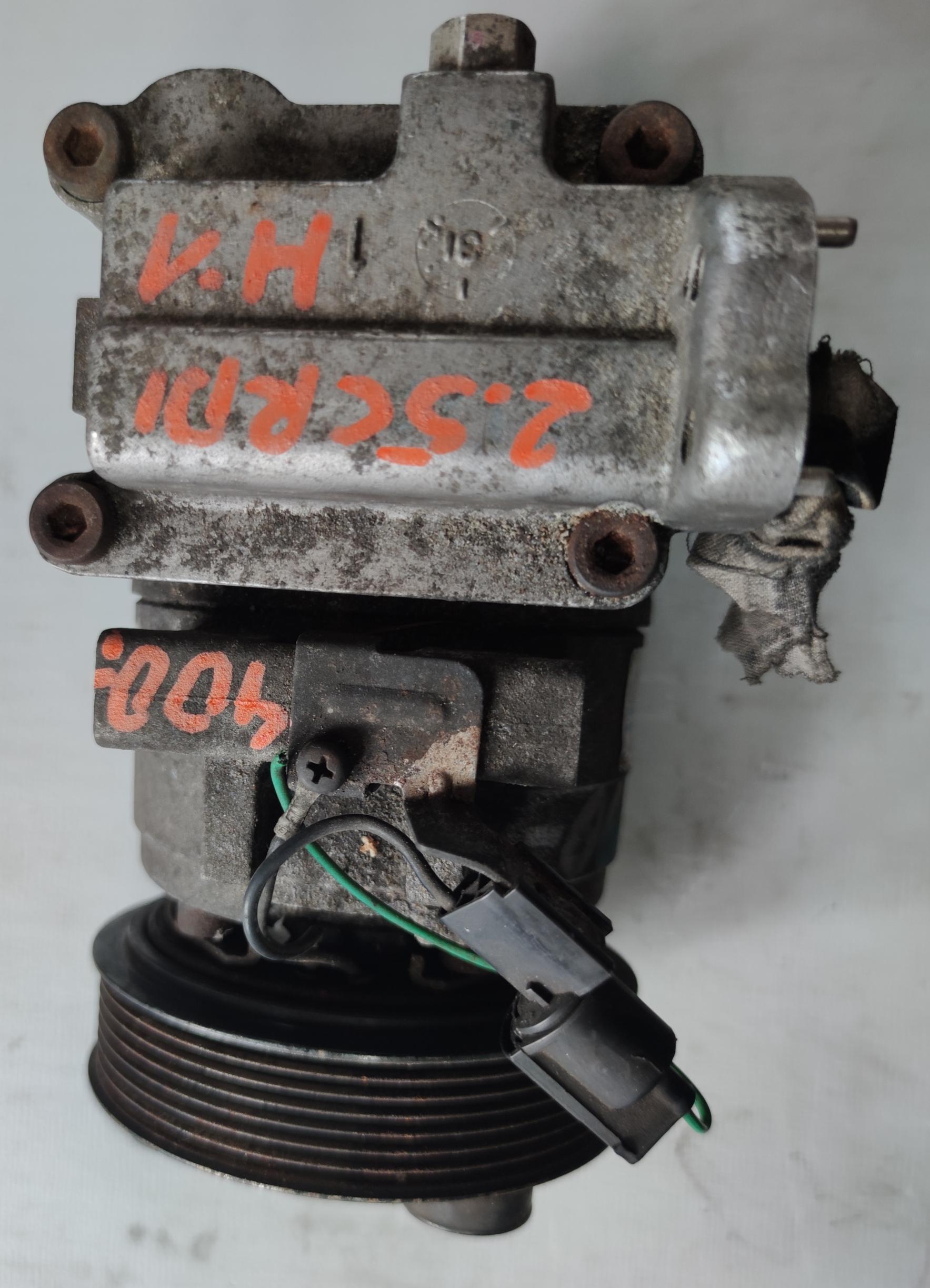 Sprężarka klimatyzacji Hyundai 2.5 CRDI 97701-4A950