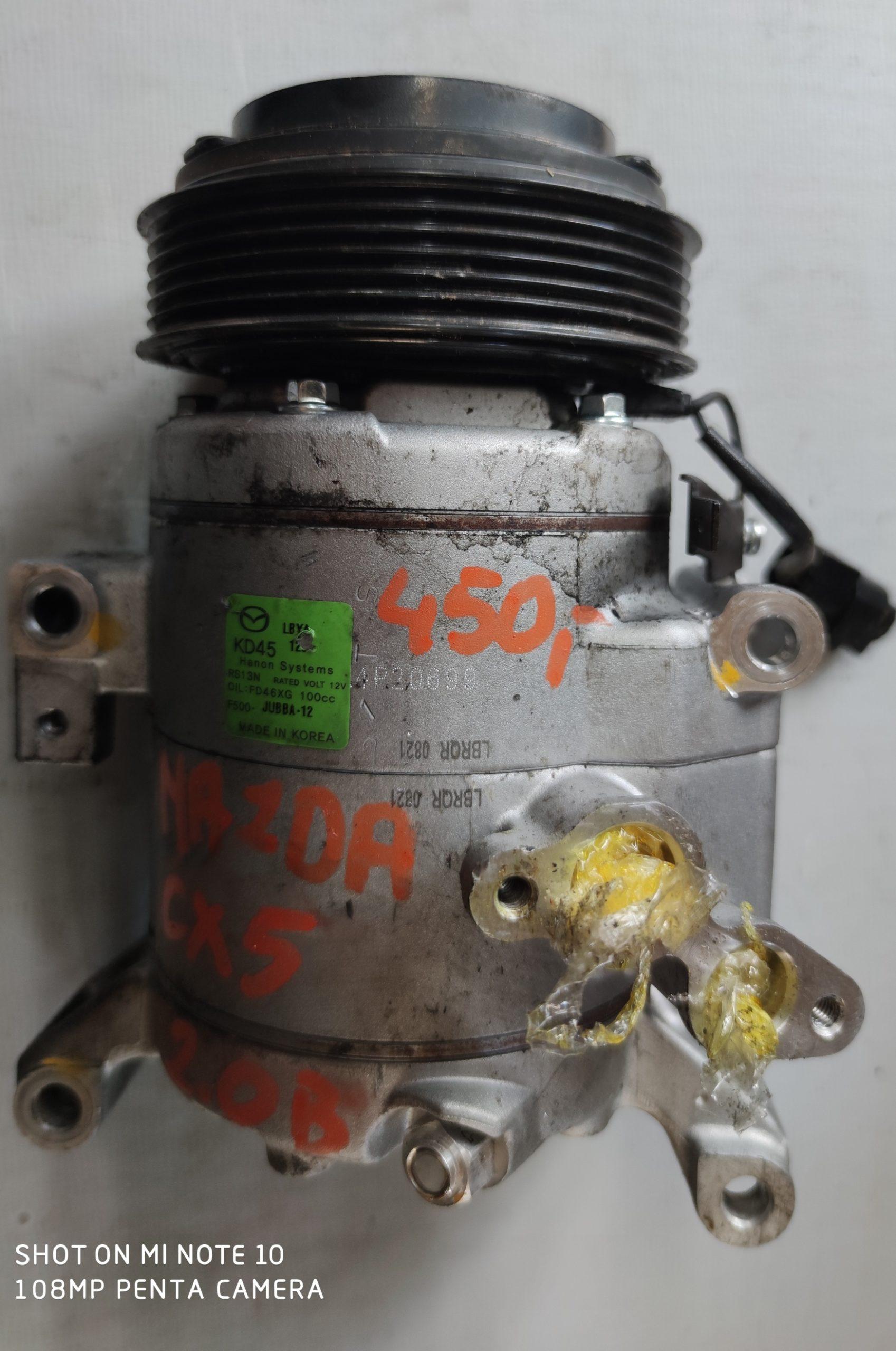Sprężarka Klimatyzacji Mazda F500-JUBBA-12