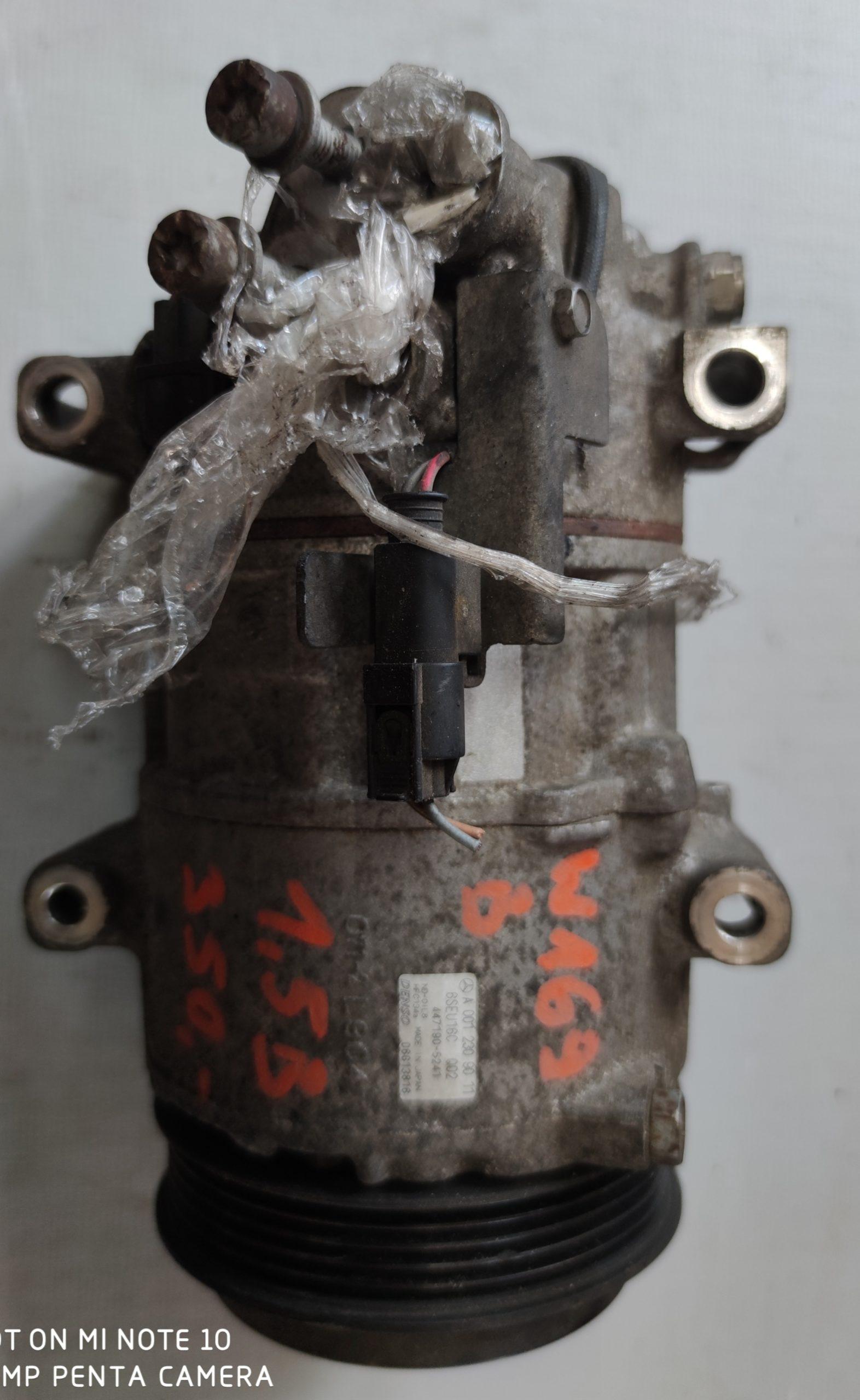 Sprężarka Klimatyzacji Mercedes 1.5B A0012309011