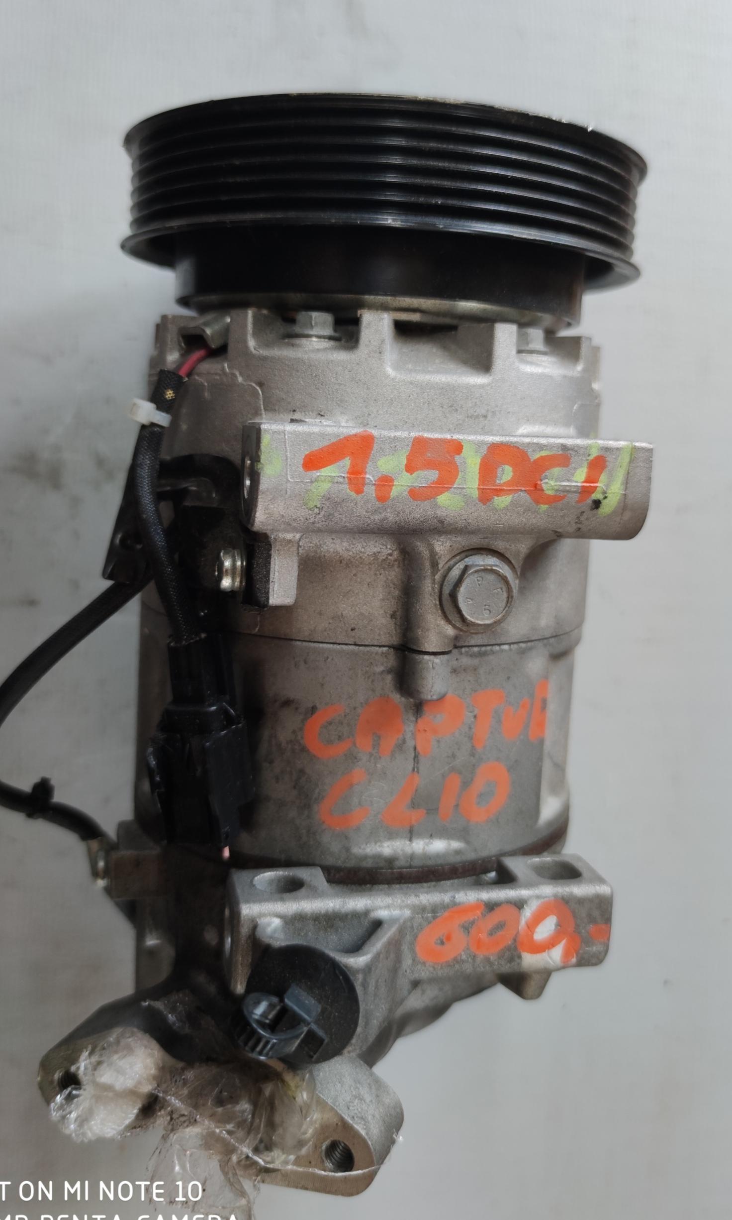 Sprężarka Klimatyzacji Renault 1.5 DCI 813383