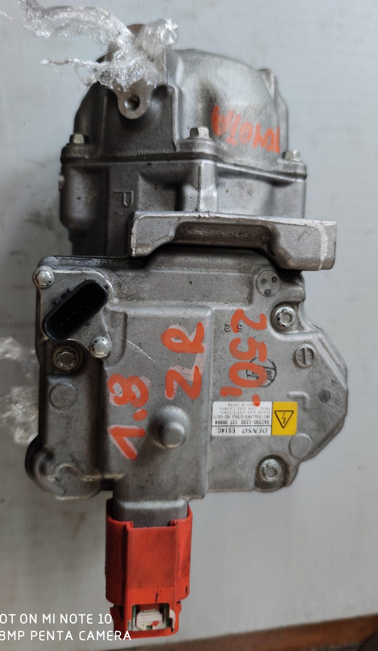Sprężarka Klimatyzacji Toyota 18zR 042200-1330