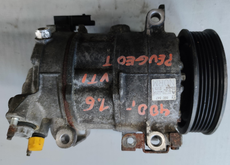 Sprężarka klimatyzacji Peugeot 1.6 VTI 4471501740