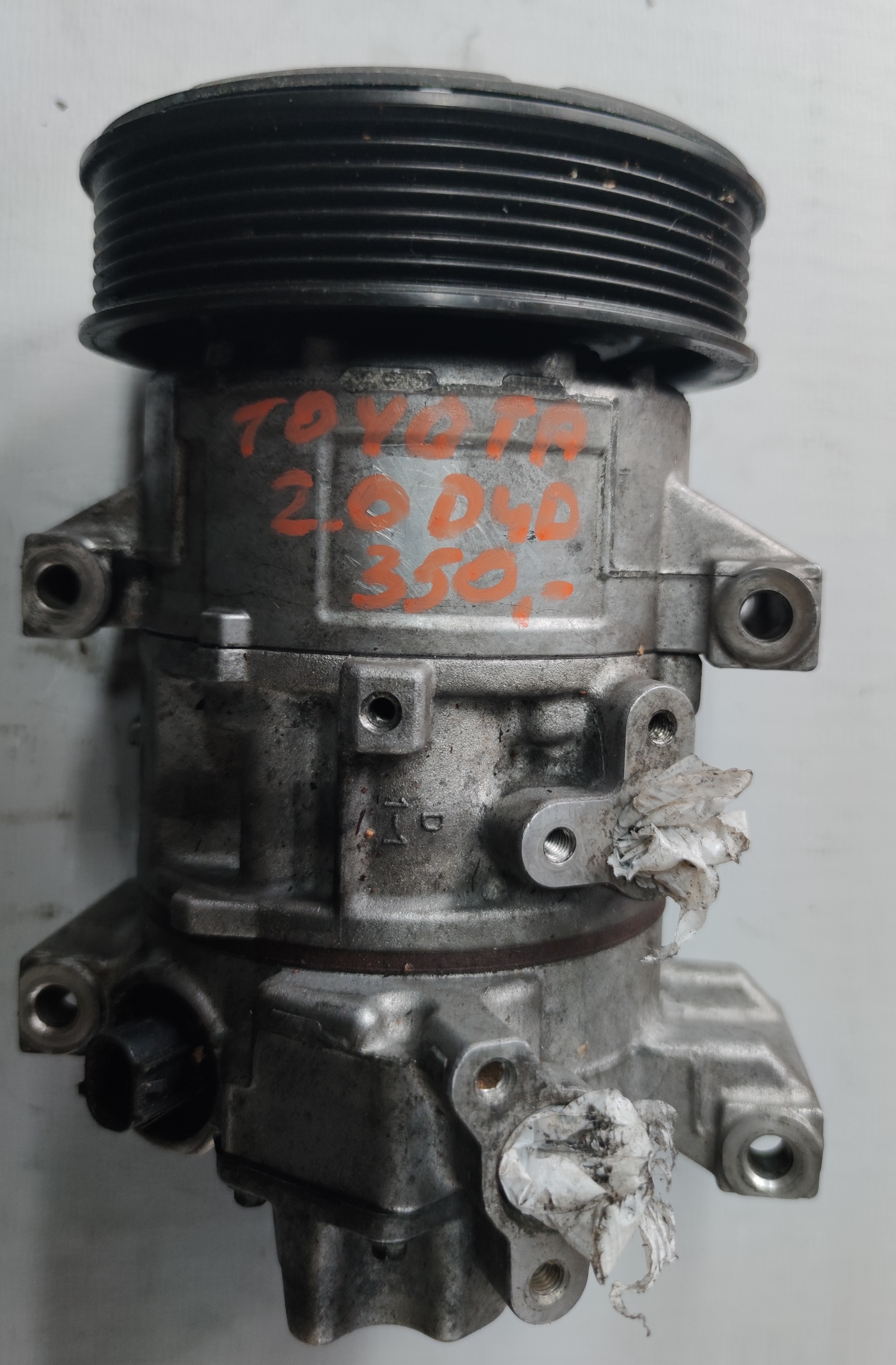 Sprężarka Klimatyzacji Toyota Avensis 2.0 D4D