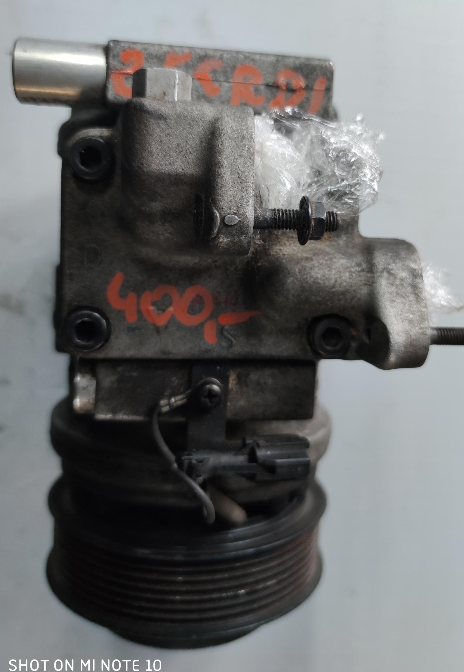 Sprężarka klimatyzacji Hyundai 2.5 CRDI 16250-33500