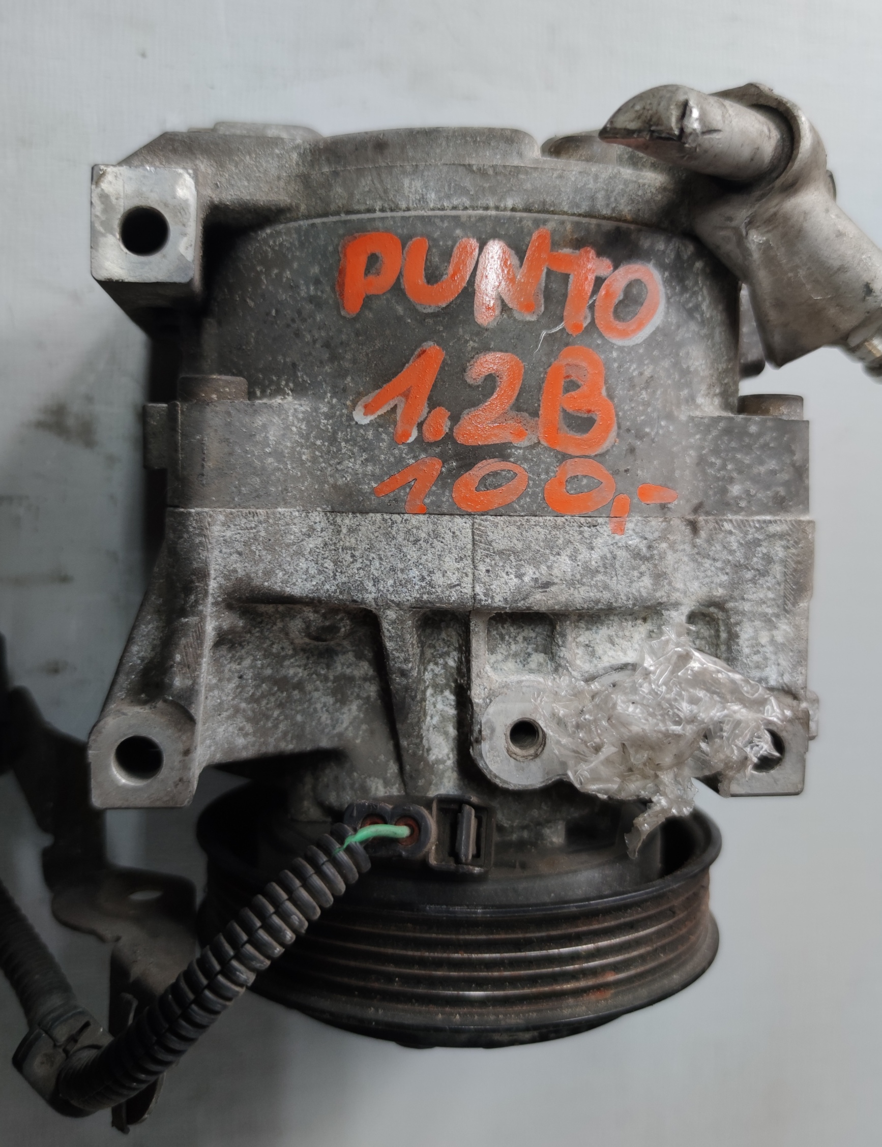 Sprężarka Klimatyzacji Fiat 1.2B 592475600