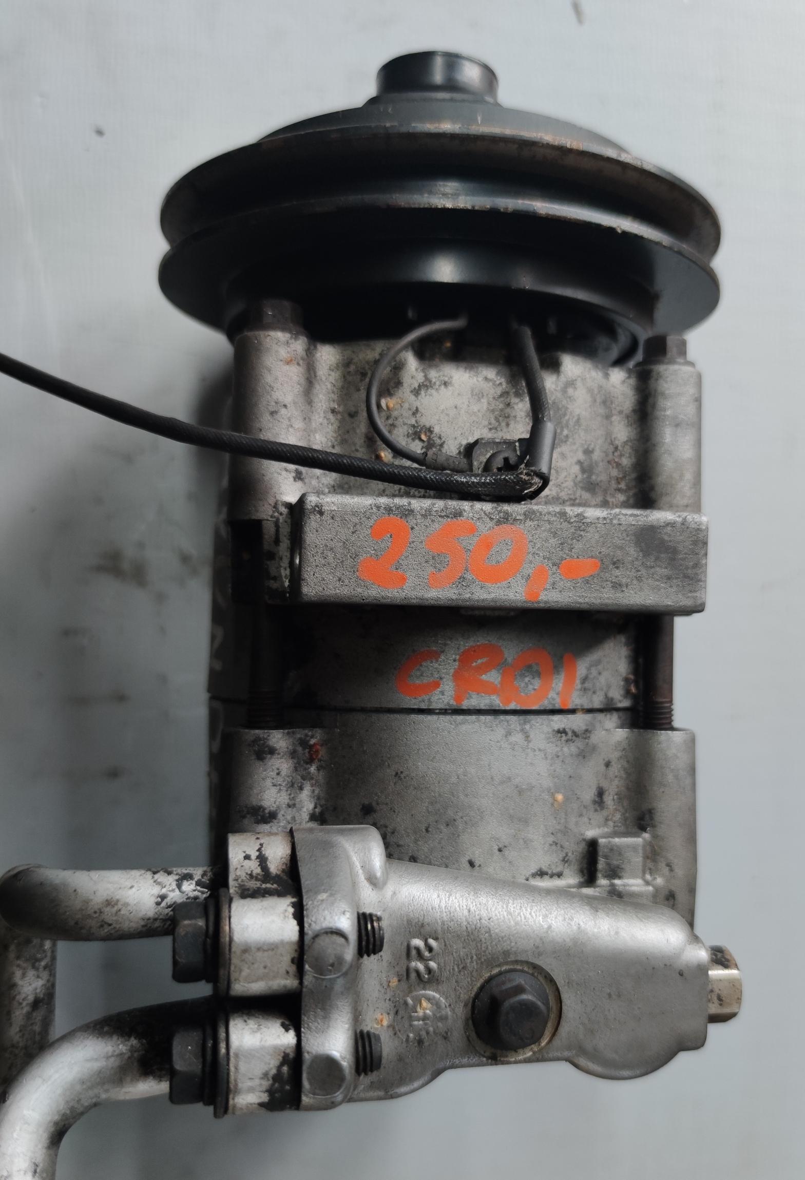 Sprężarka Klimatyzacji Hyundai CRDI FD46XG