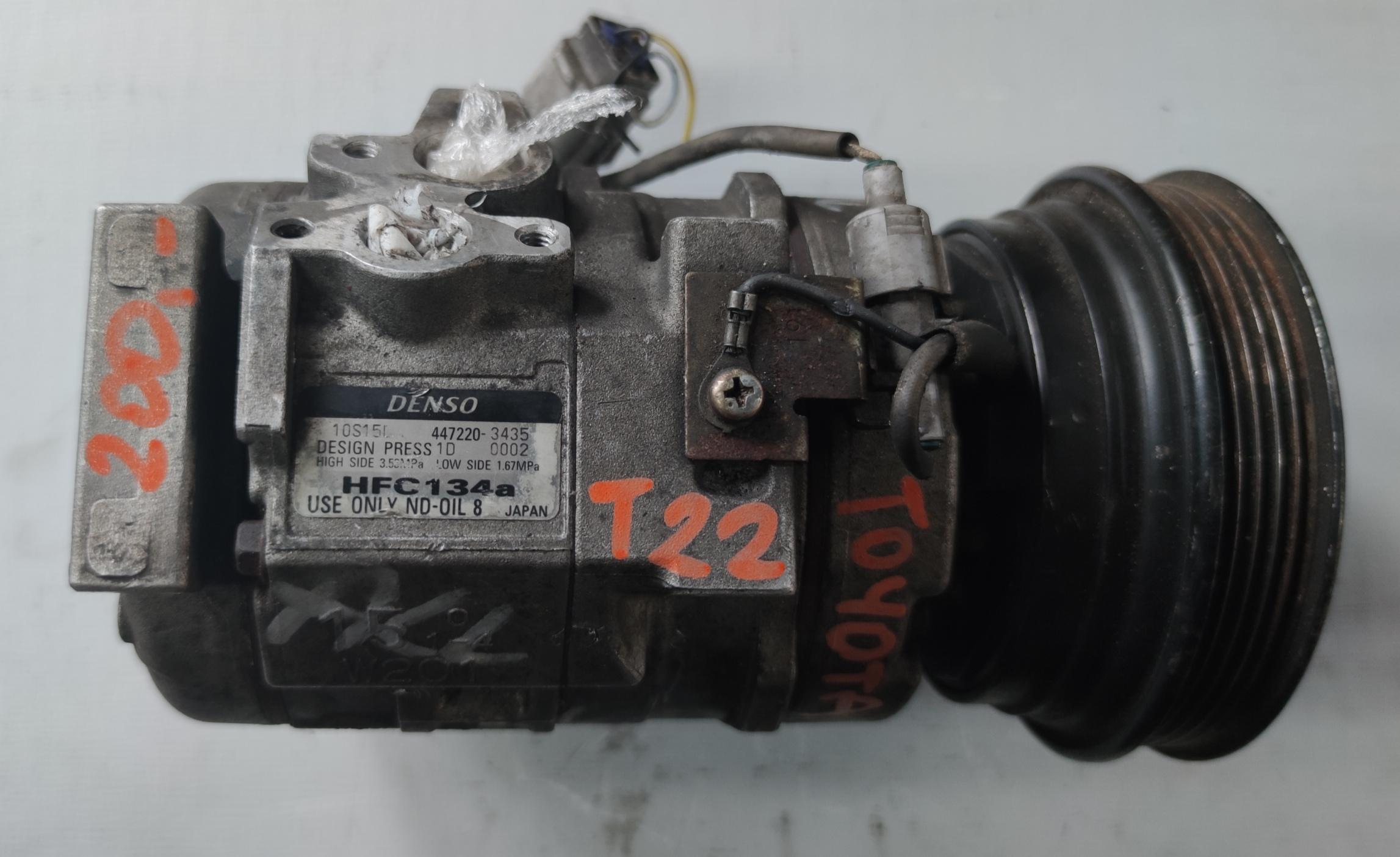 Sprężarka Klimatyzacji Toyota T22 447220-3435