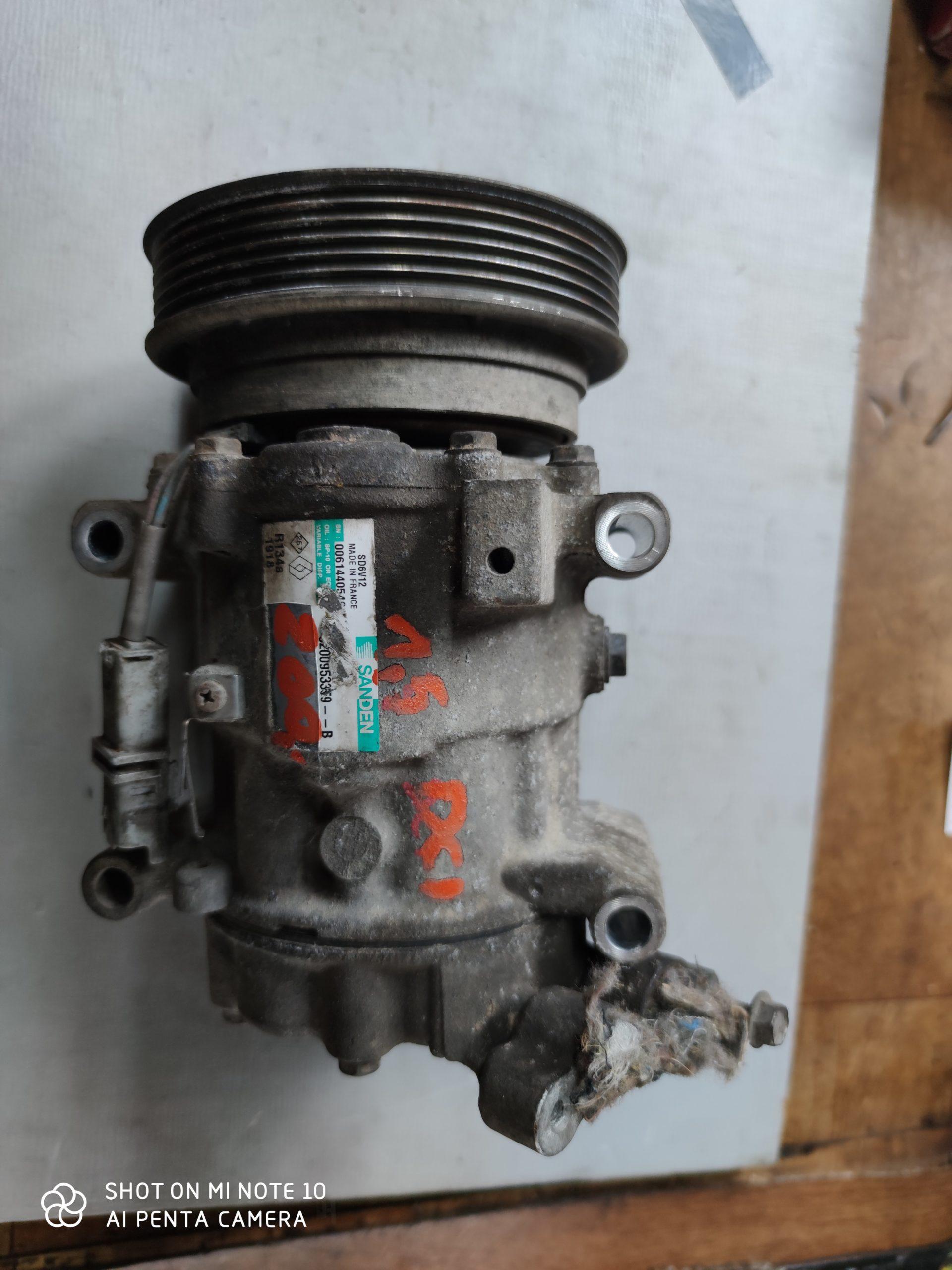 Sprężarka Klimatyzacji RENAULT 1.5 DCI 8200953359B