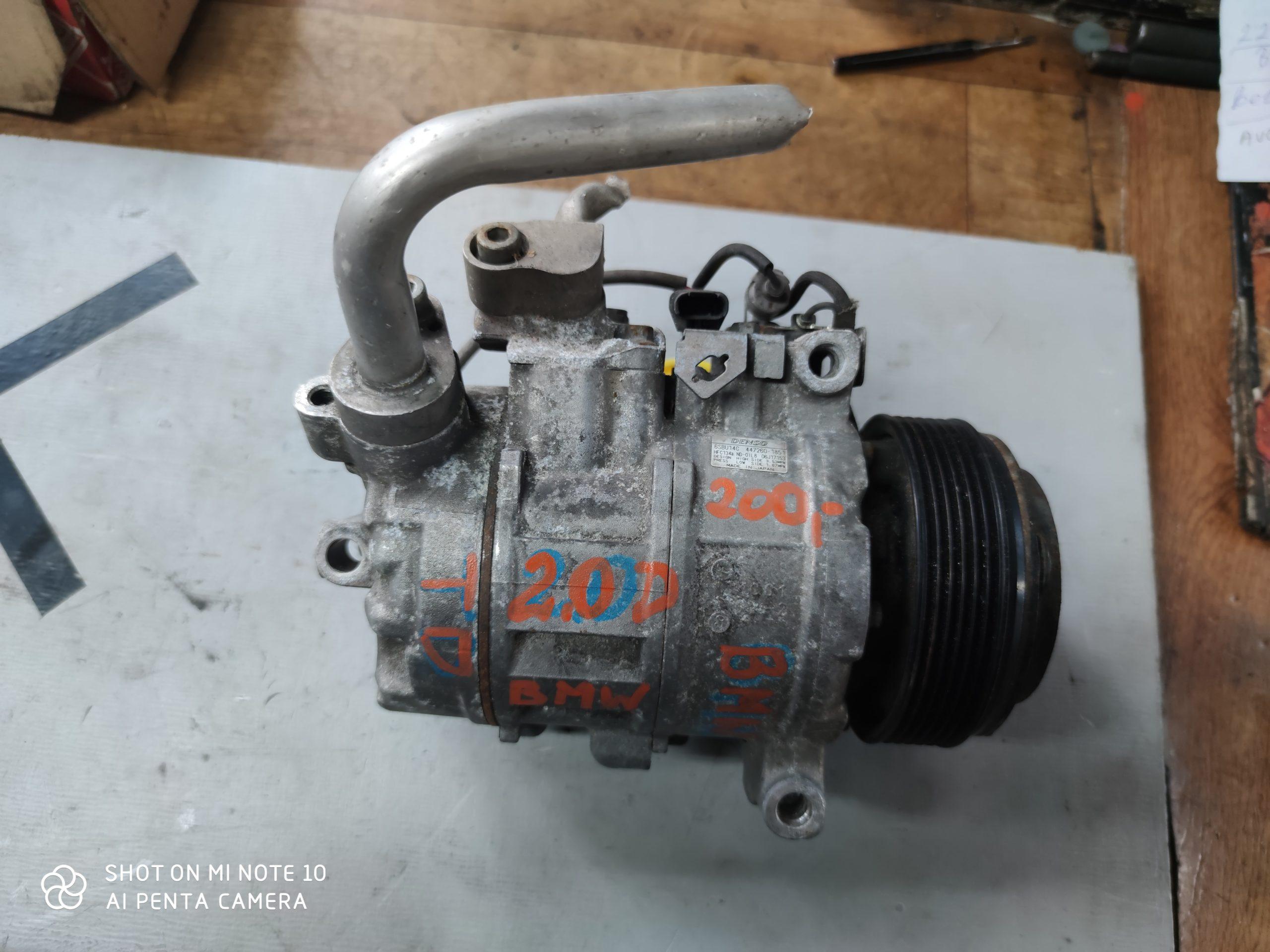 Sprężarka Klimatyzacji BMW 2.0D 447260-1851