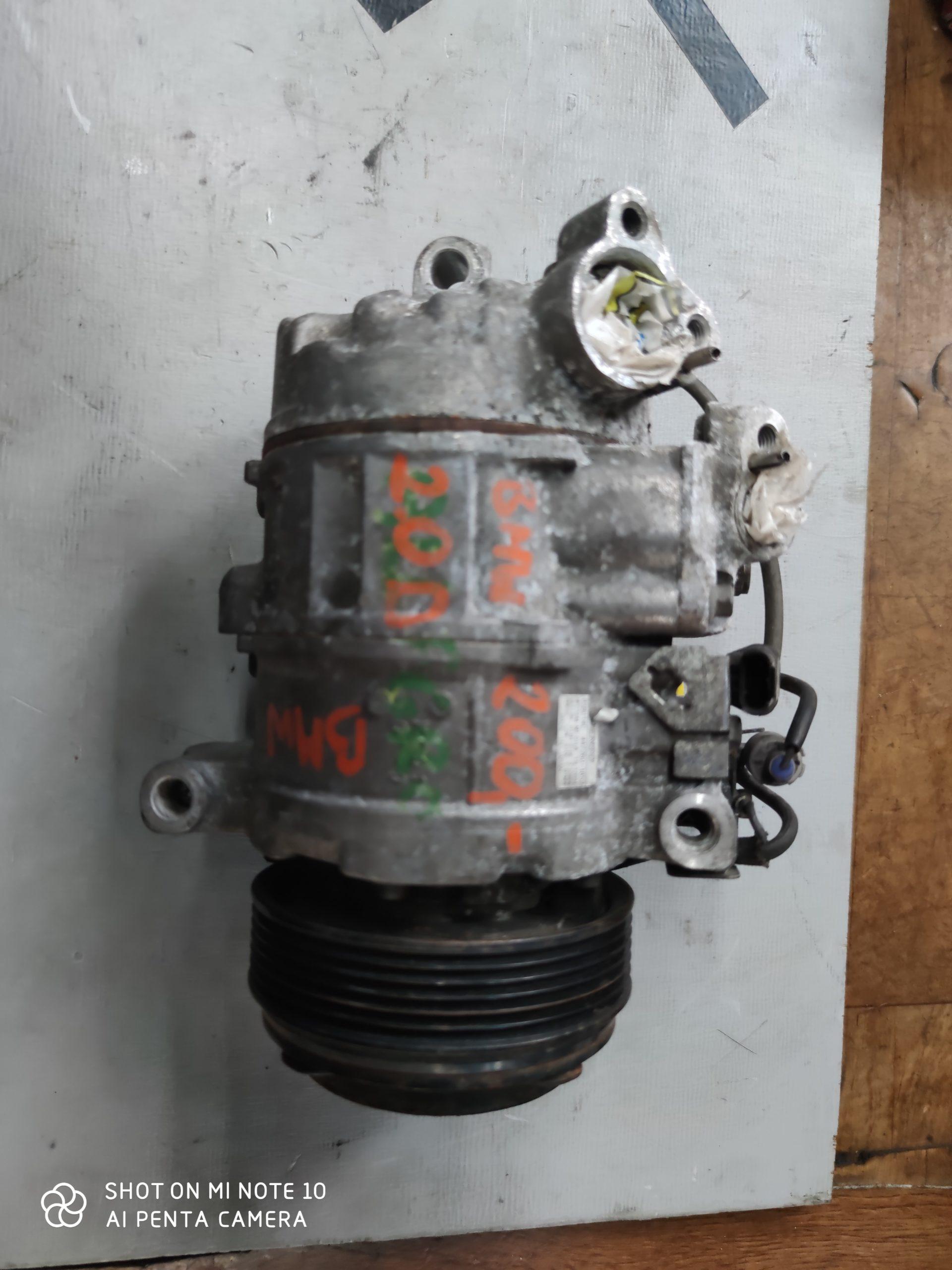 Sprężarka Klimatyzacji BMW 2.0 B 447260-1852