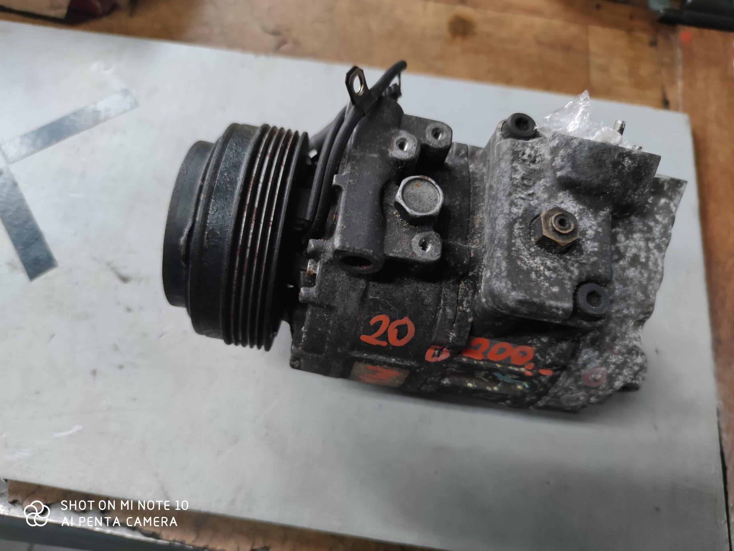 Sprężarka Klimatyzacji BMW 2.0 D 447170-5940