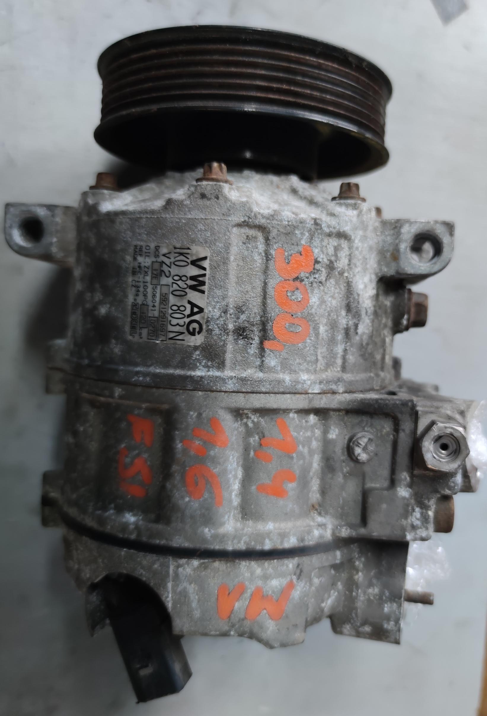 Sprężarka klimatyzacji vw 1.4 1.6 FSI 1K0820803N