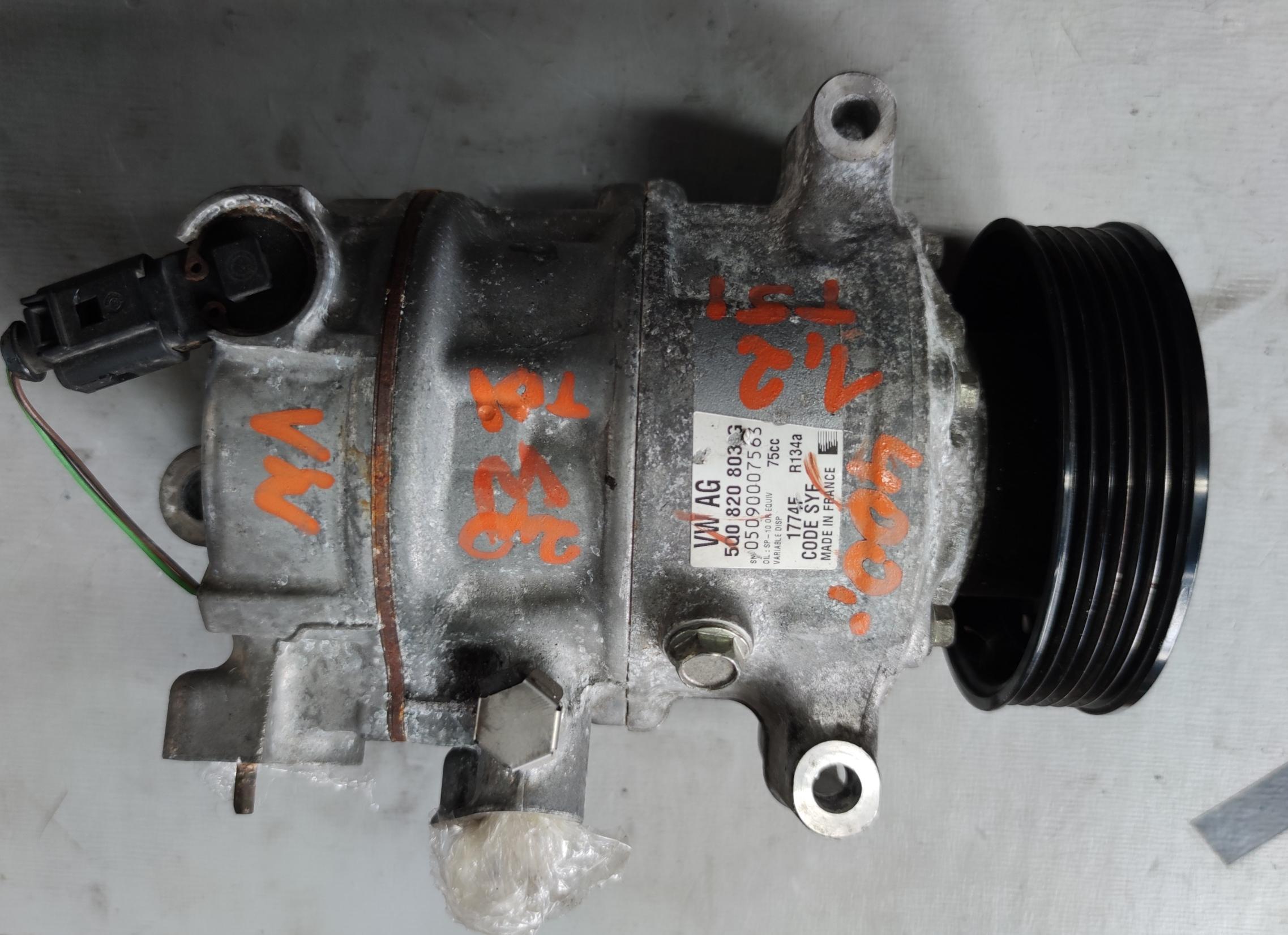 Sprężarka Klimatyzacji VW 1.4 TSI 5Q0820803G