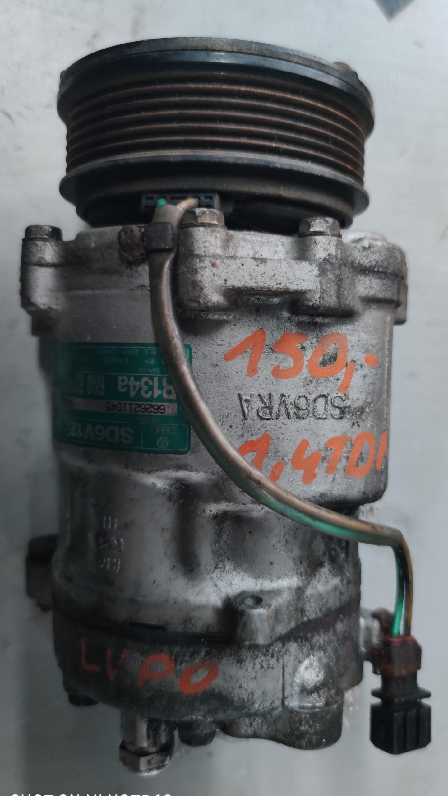 Sprężarka Klimatyzacji VW 1.4 TDI 6n0820803B