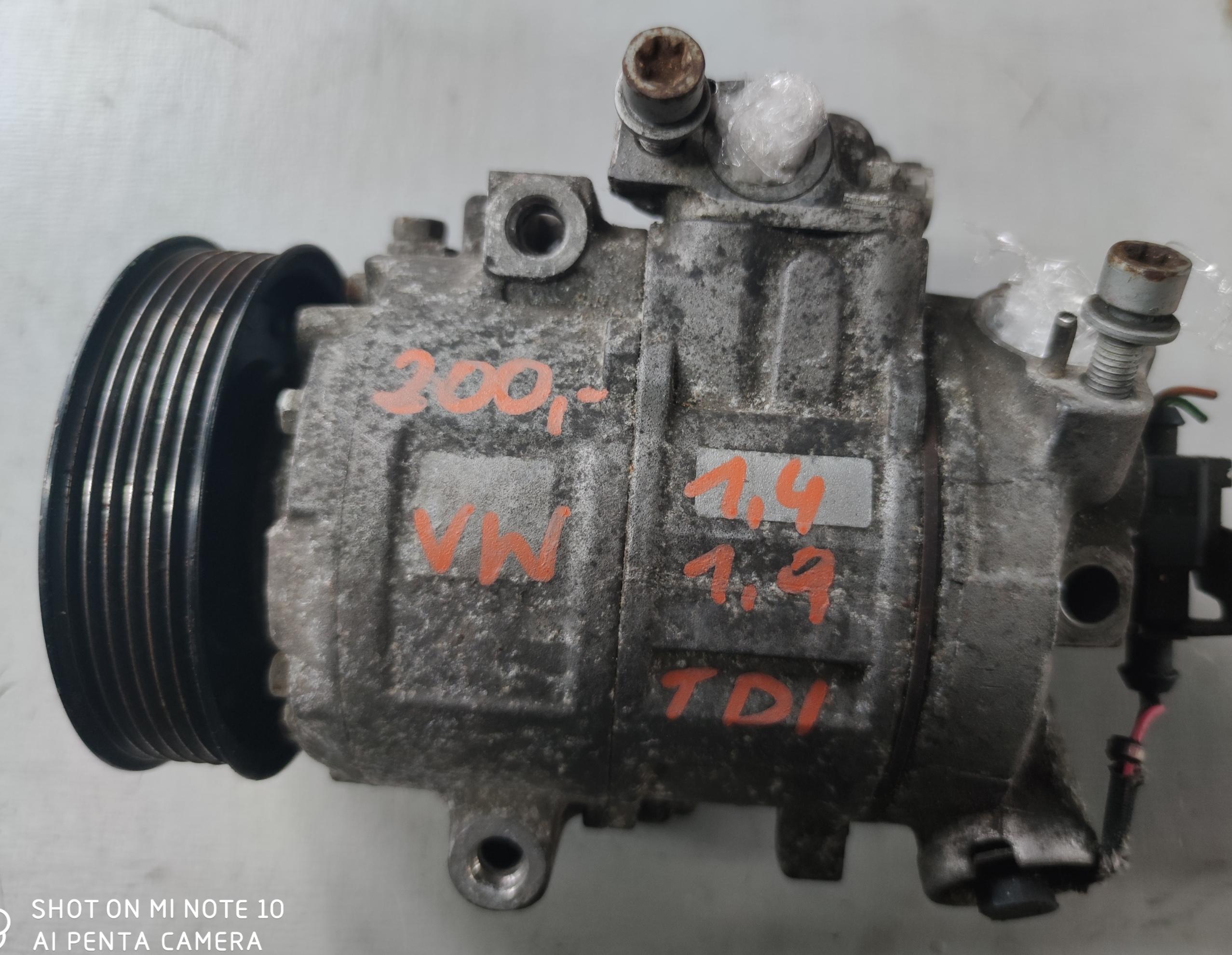 Sprężarka Klimatyzacji VW 1.4 TDI 6Q0820803D
