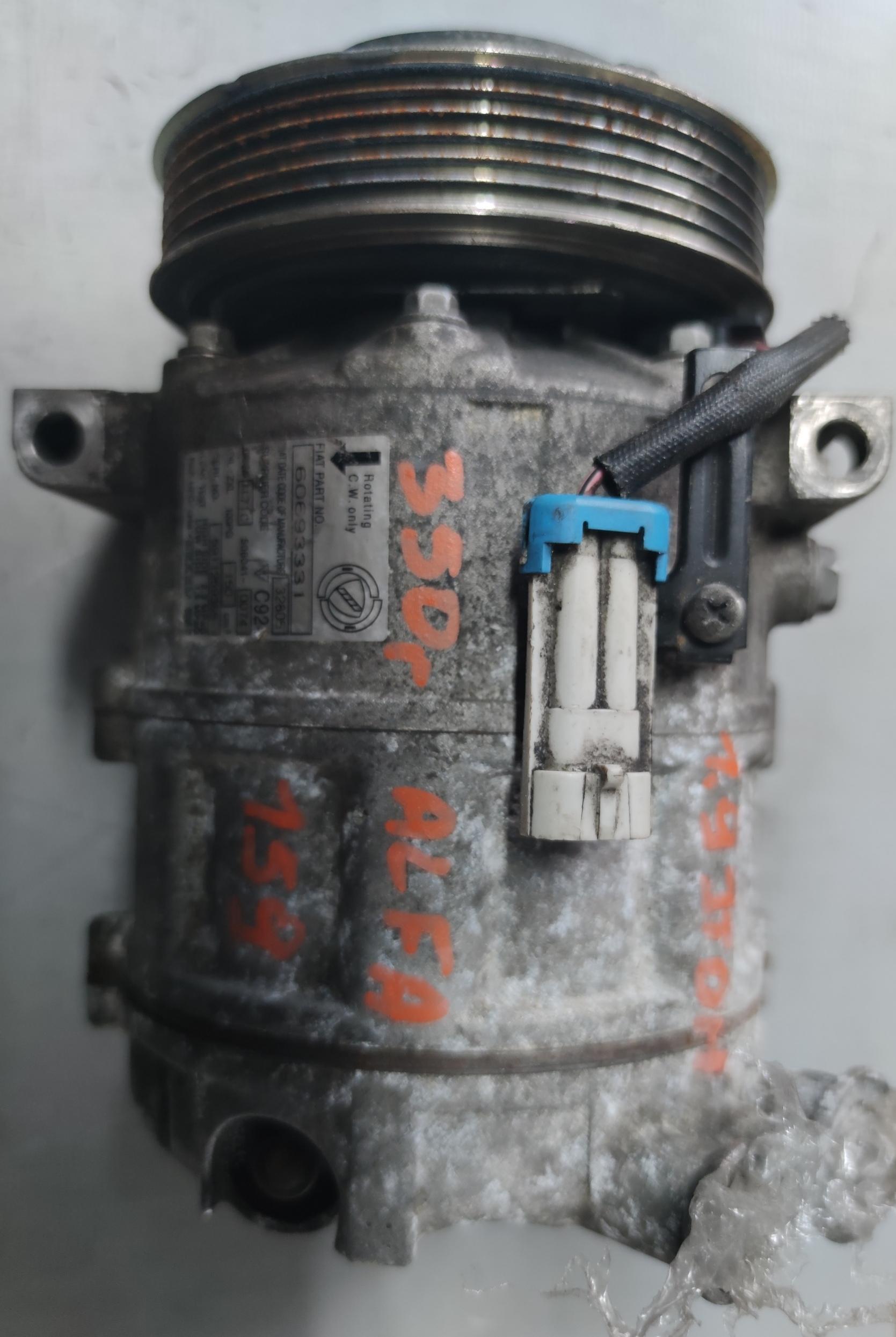Sprężarka Klimatyzacji ALFA 159 60693331