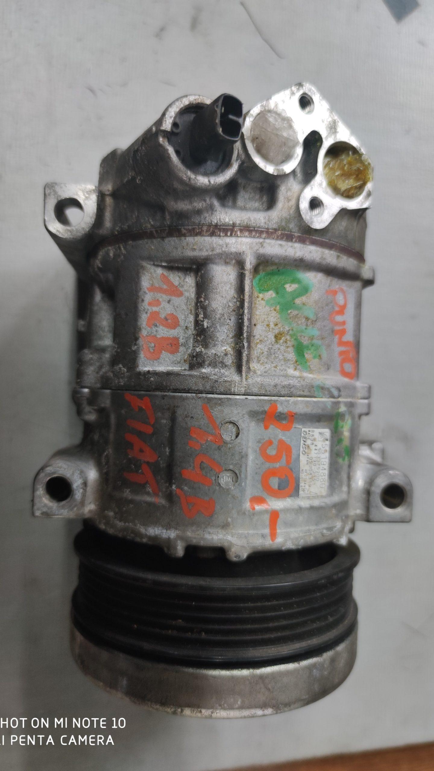 Sprężarka Klimatyzacji fiat 1.4 B 55194880